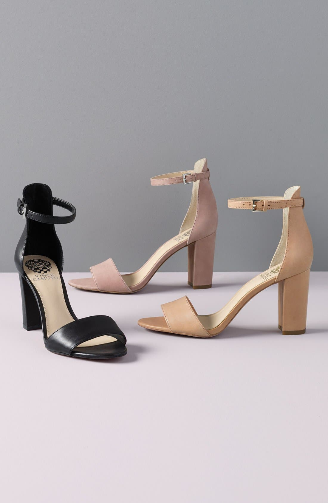 Corlina Ankle Strap Sandal,                             Alternate thumbnail 7, color,