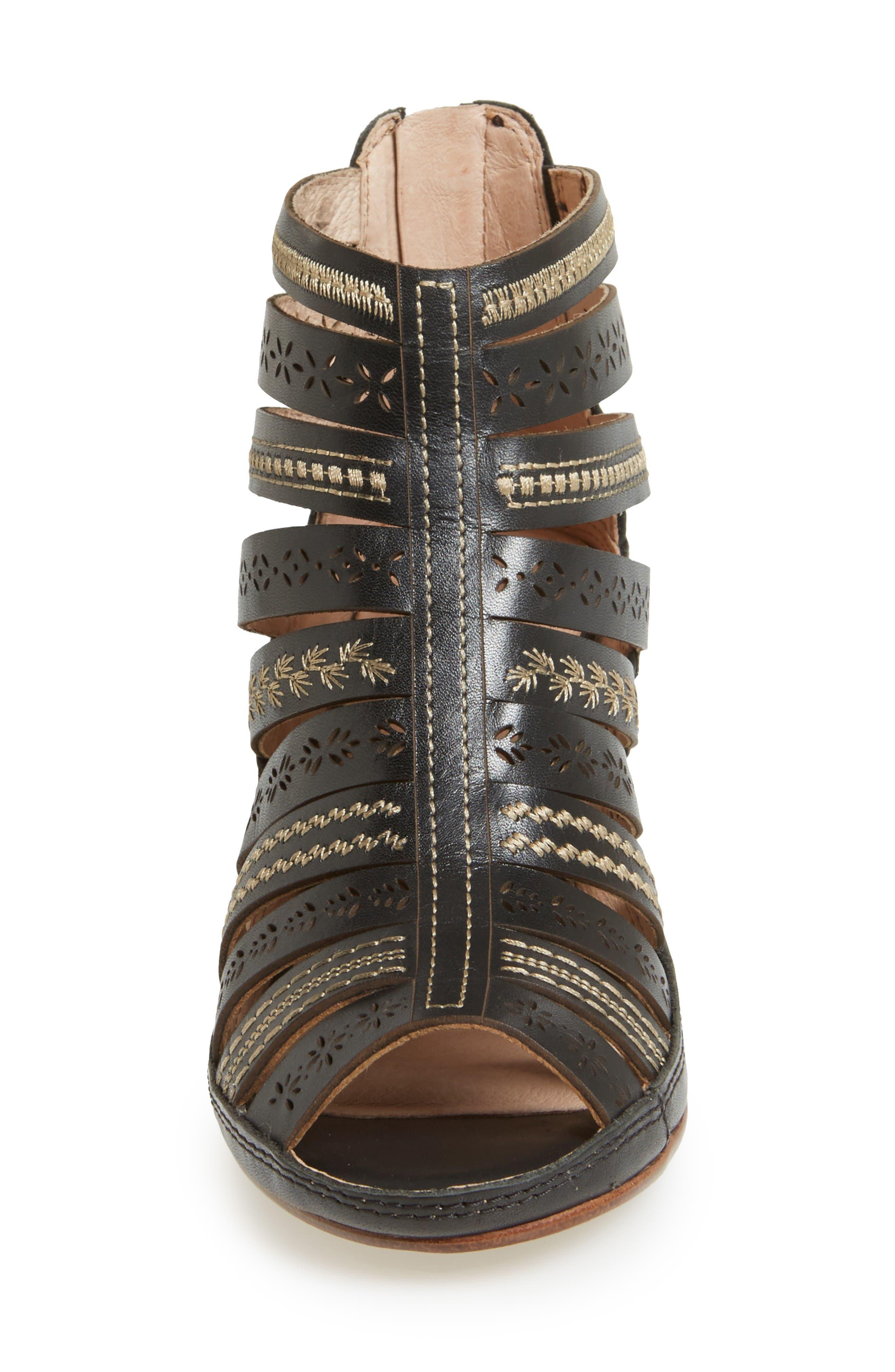 Alternate Image 3  - PIKOLINOS 'Java' Leather Gladiator Sandal (Women)