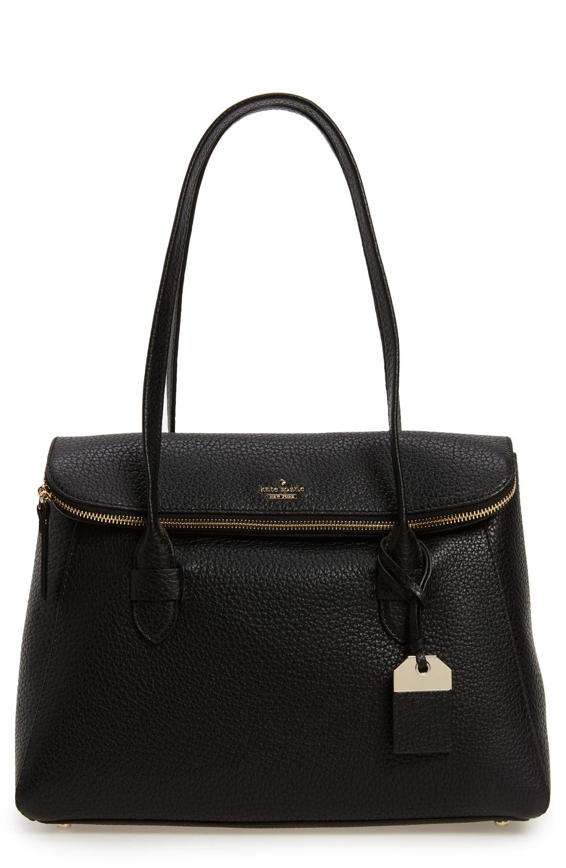 Alternate Image 1 Selected - kate spade new york carter street - laurelle leather tote