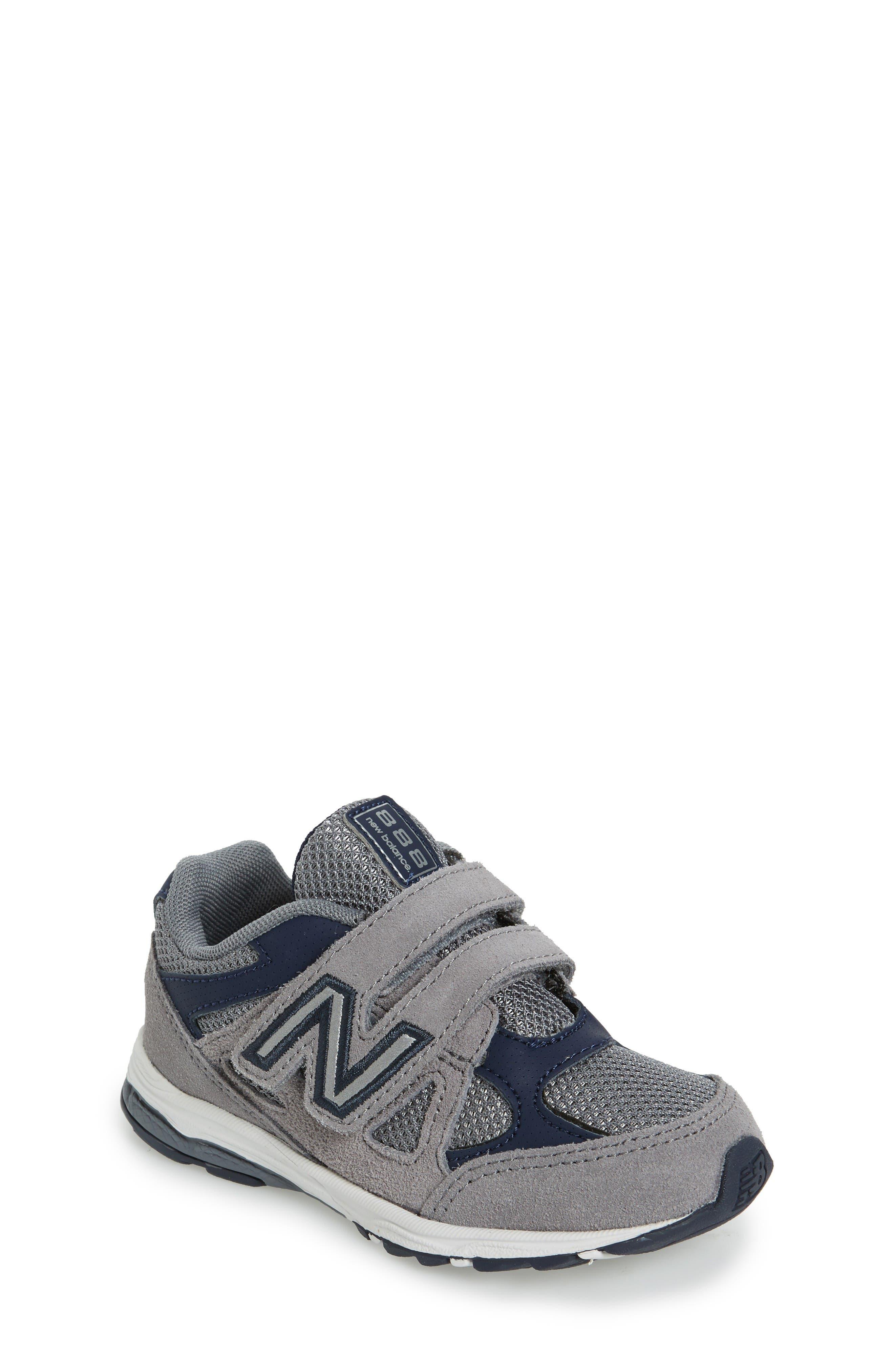 Alternate Image 1 Selected - New Balance 888 Sneaker (Baby, Walker, Toddler & Little Kid)