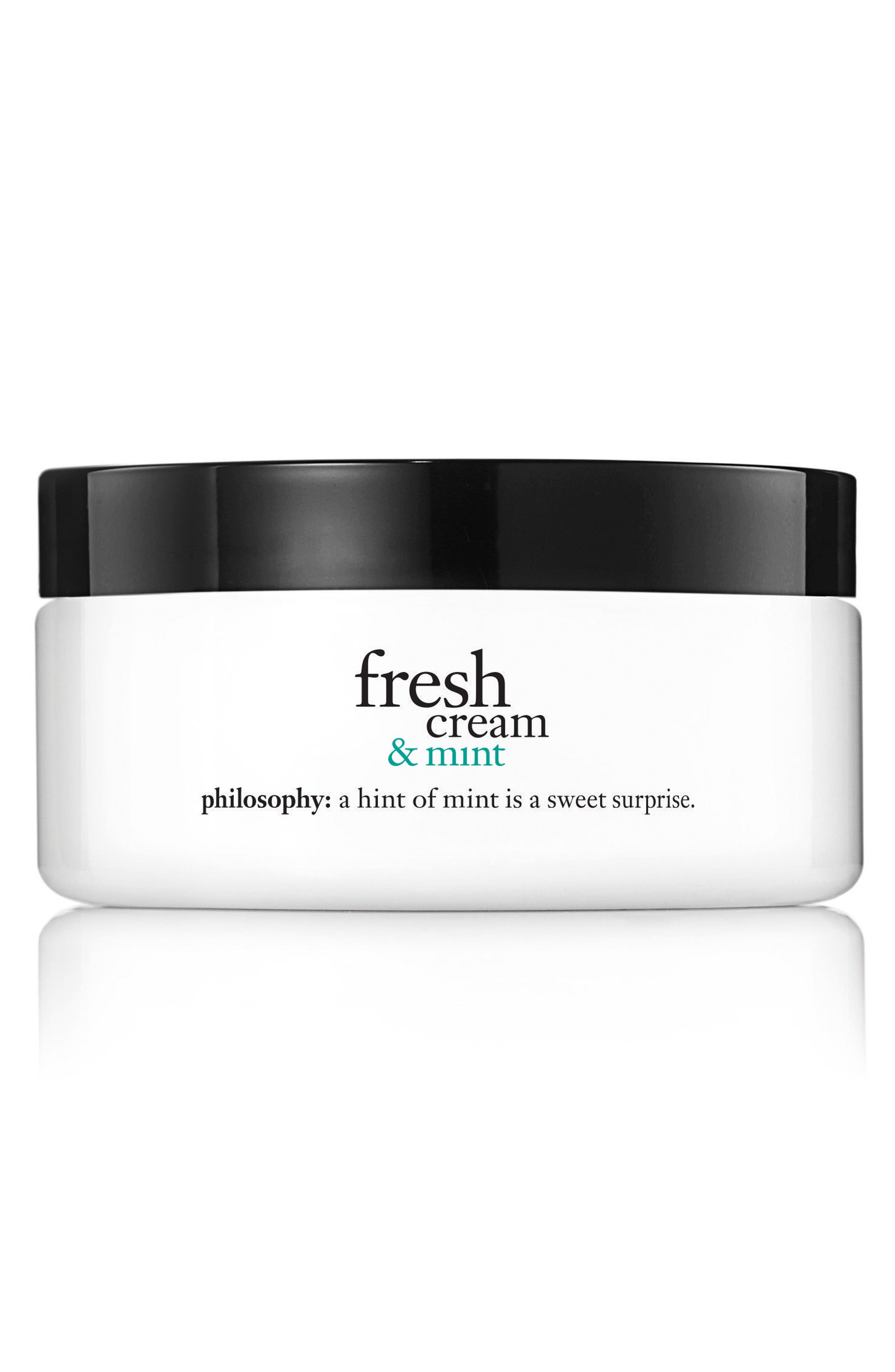 philosophy fresh cream & mint soufflé