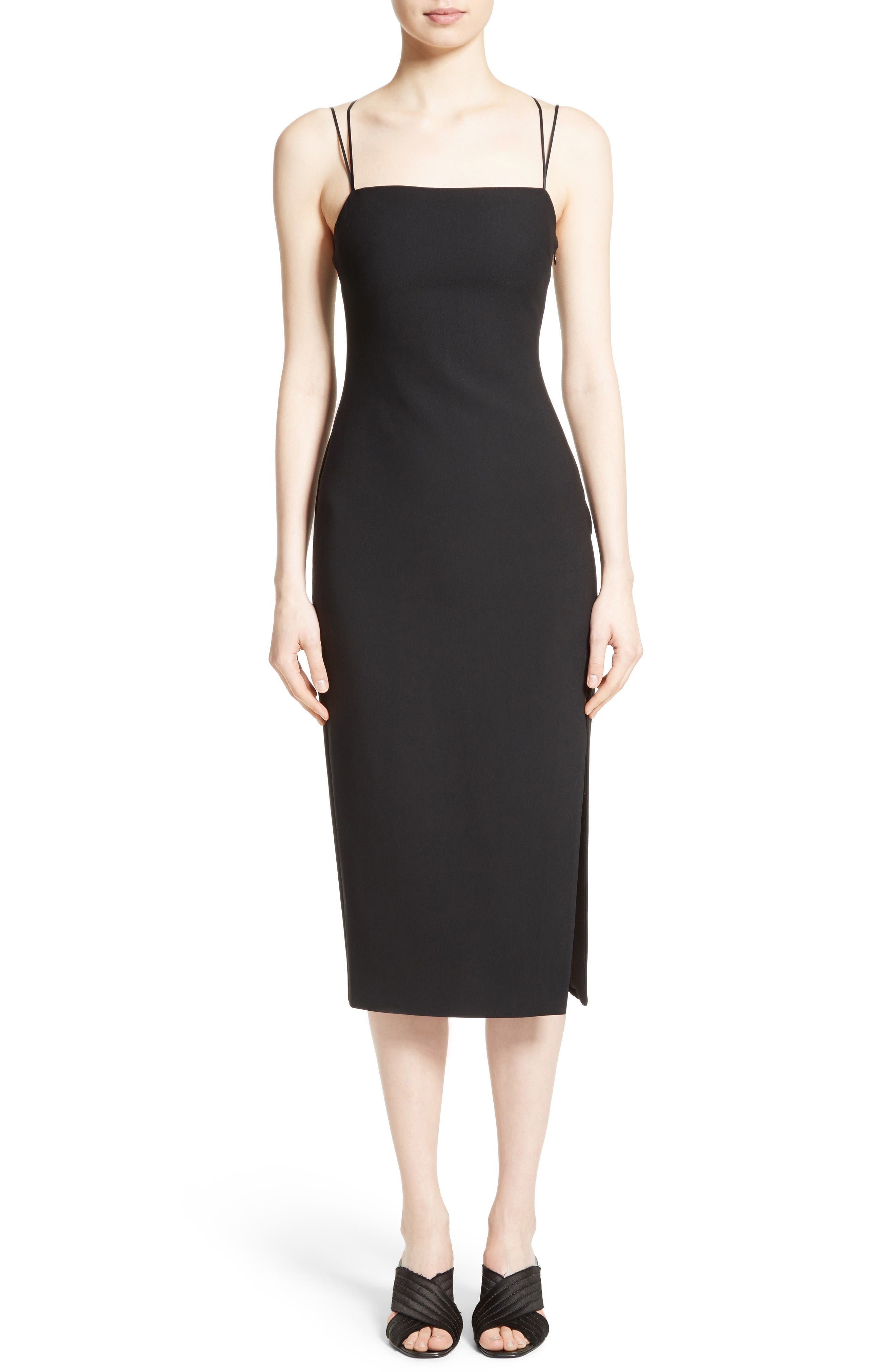 Cinq à Sept Cairen Strappy Sheath Dress