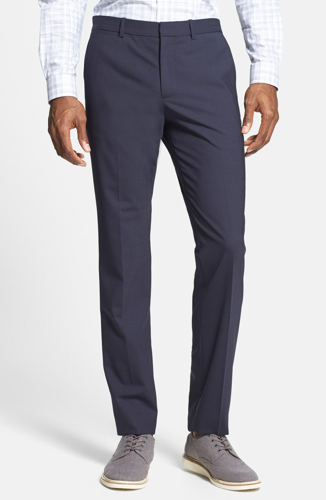 Main Image - Theory 'Marlo New Tailor' Slim Fit Pants