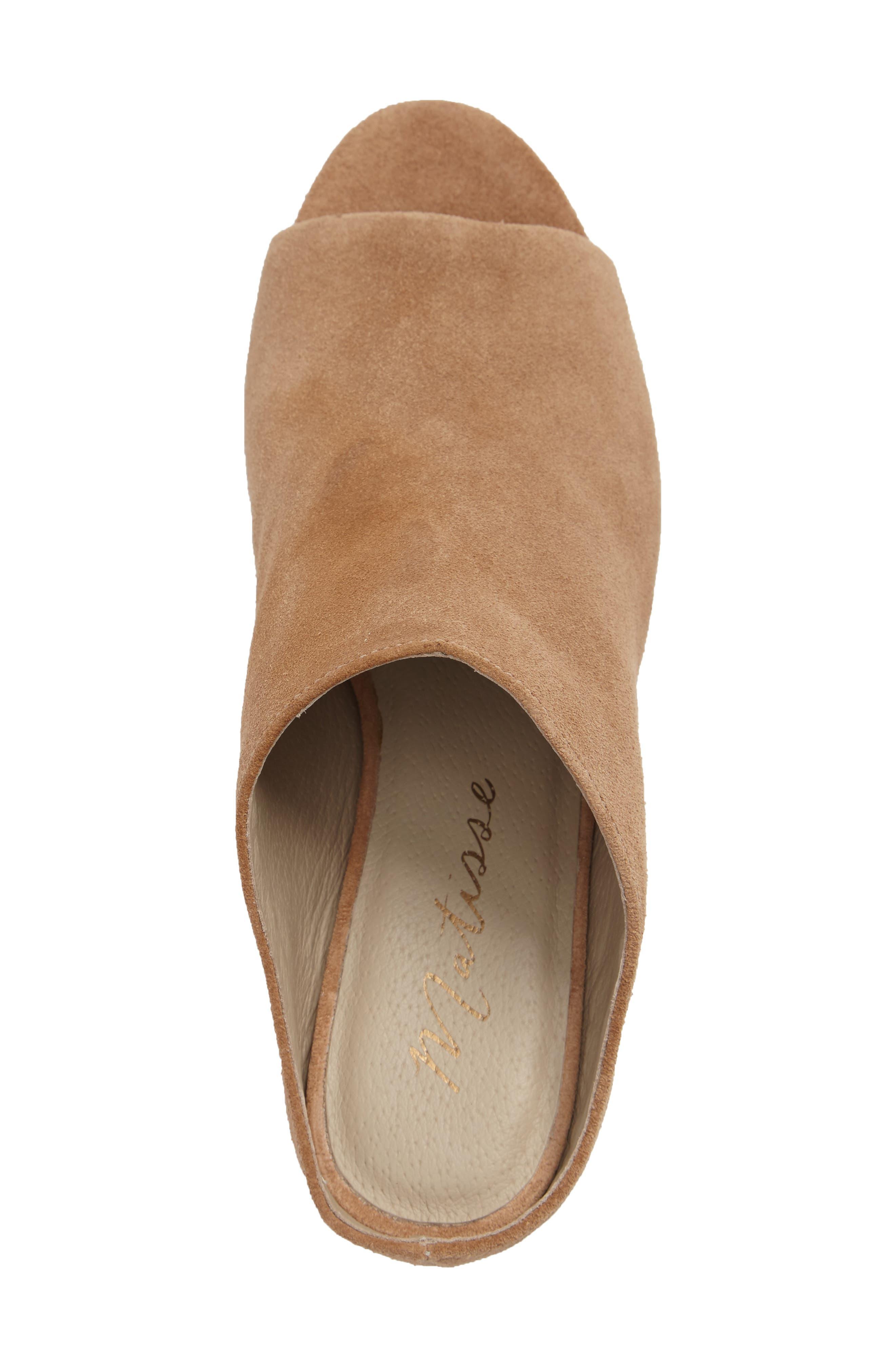 Alternate Image 3  - Matisse Misty Block Heel Mule (Women)
