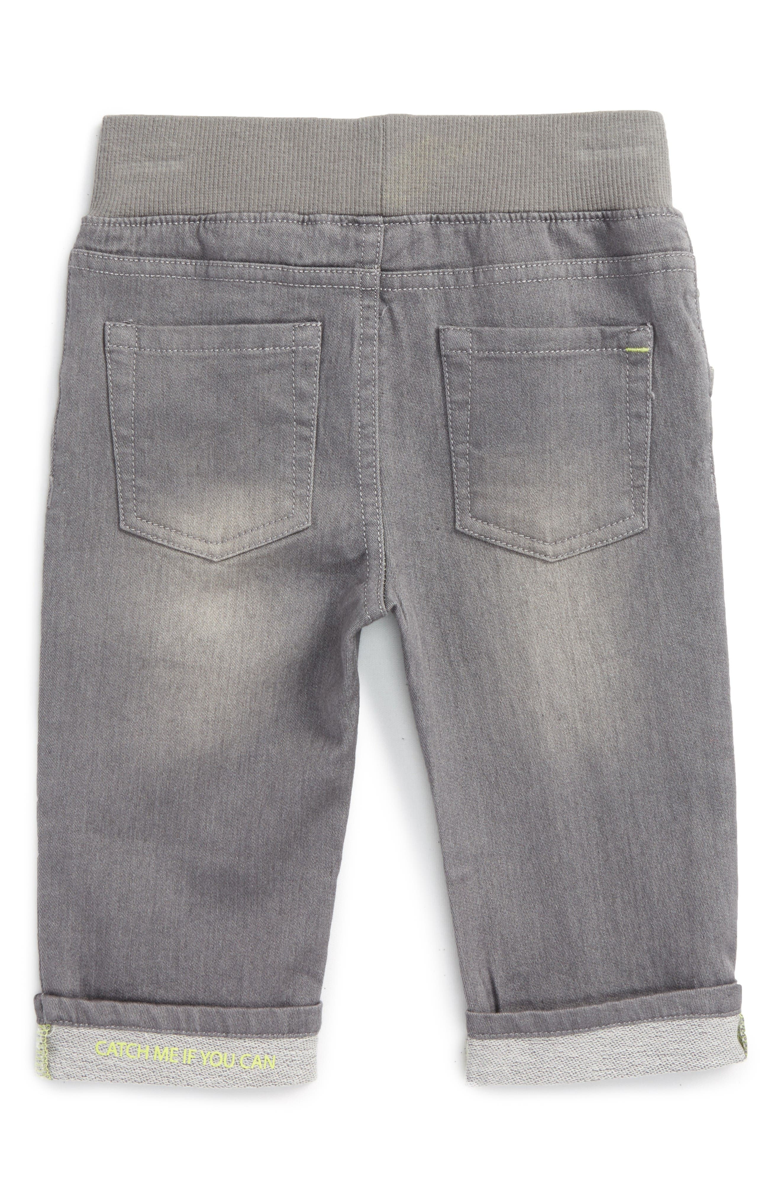 Drawstring Pants,                             Alternate thumbnail 2, color,                             Grey