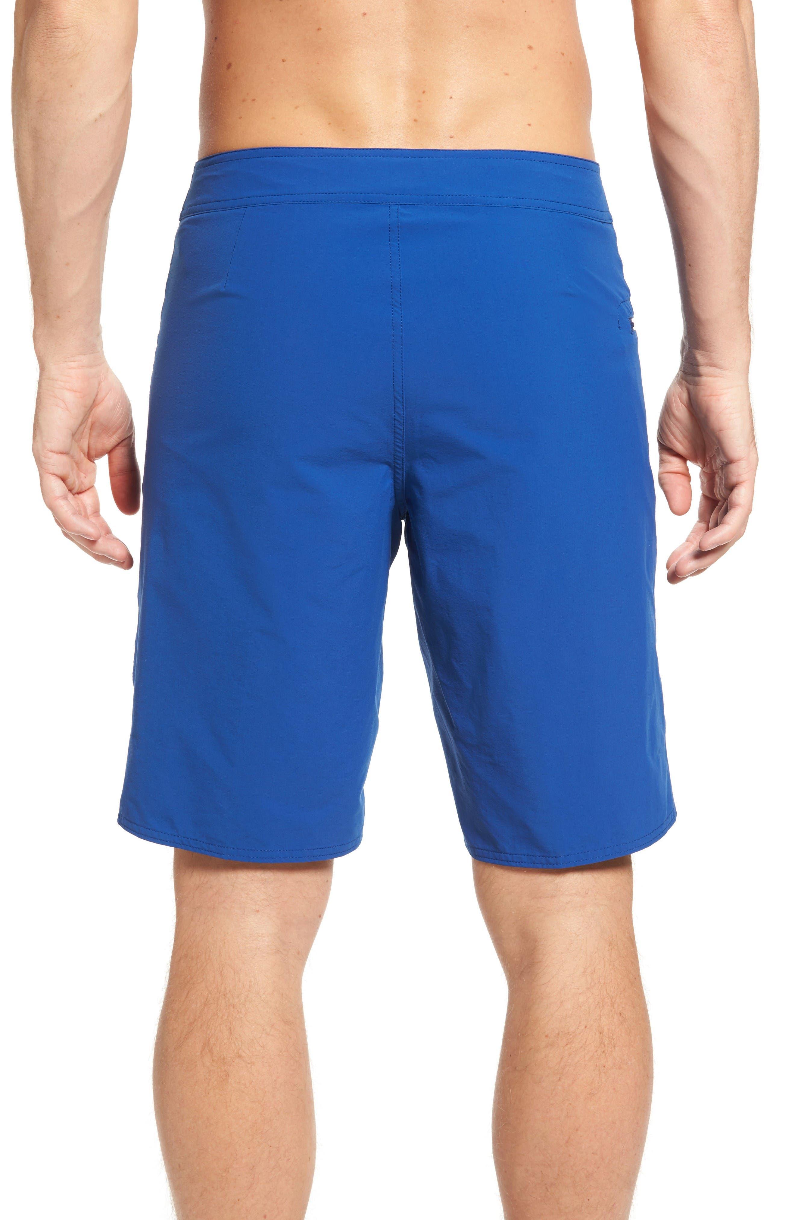 Wavefarer Board Shorts,                             Alternate thumbnail 2, color,                             Blue