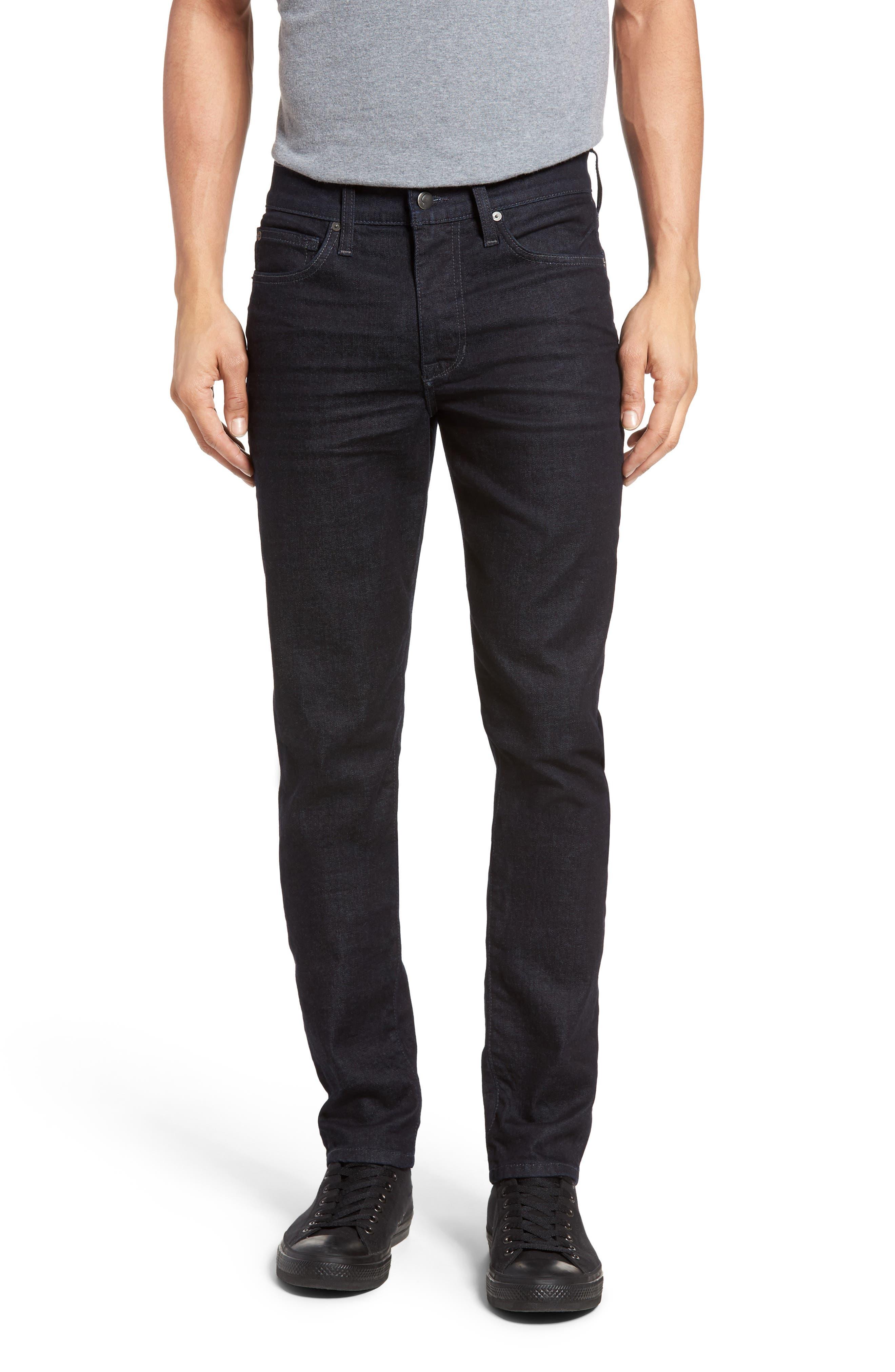 Slim Fit Jeans,                         Main,                         color, Nuhollis