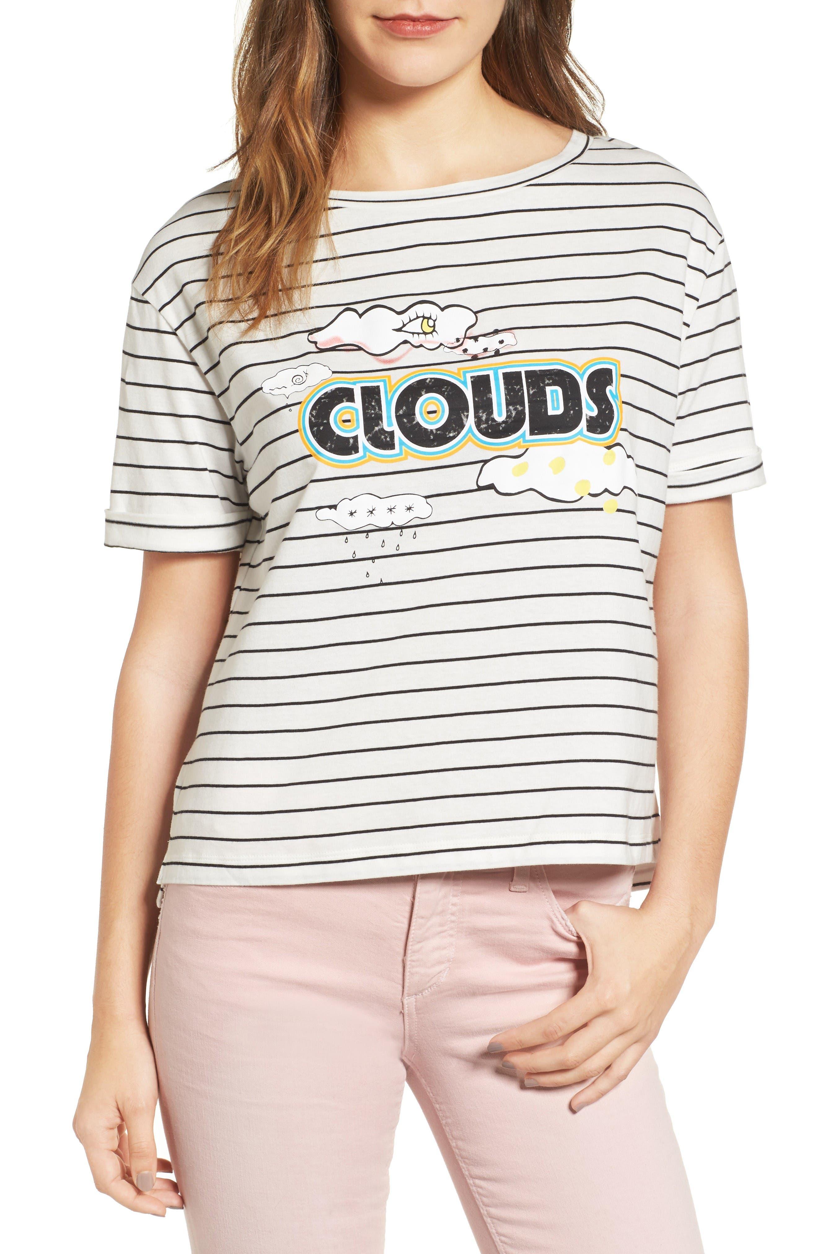 Paul & Joe Sister Cloudy Tee