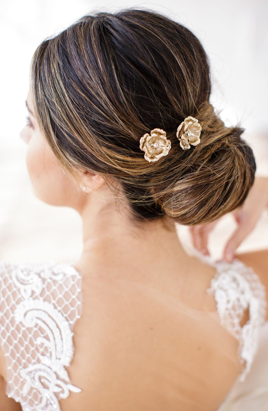 Alternate Image 3  - Brides & Hairpins Renata Pin