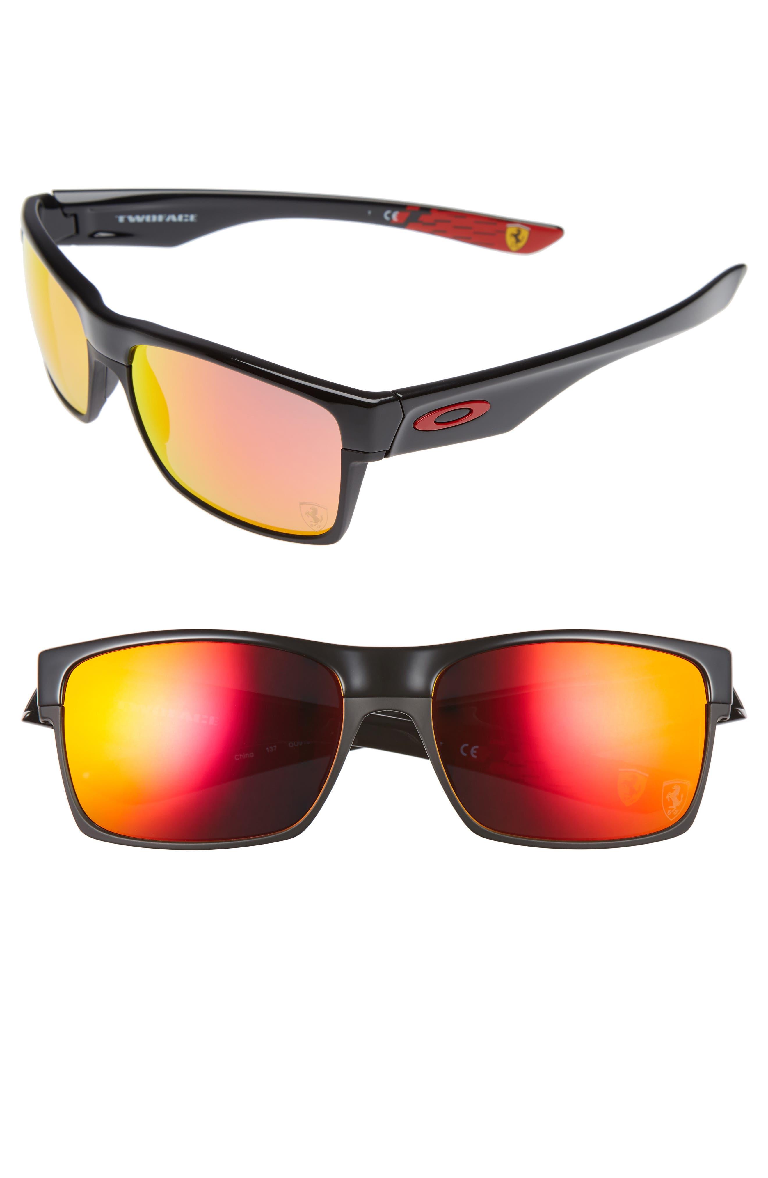 OAKLEY Twoface 60mm Sunglasses