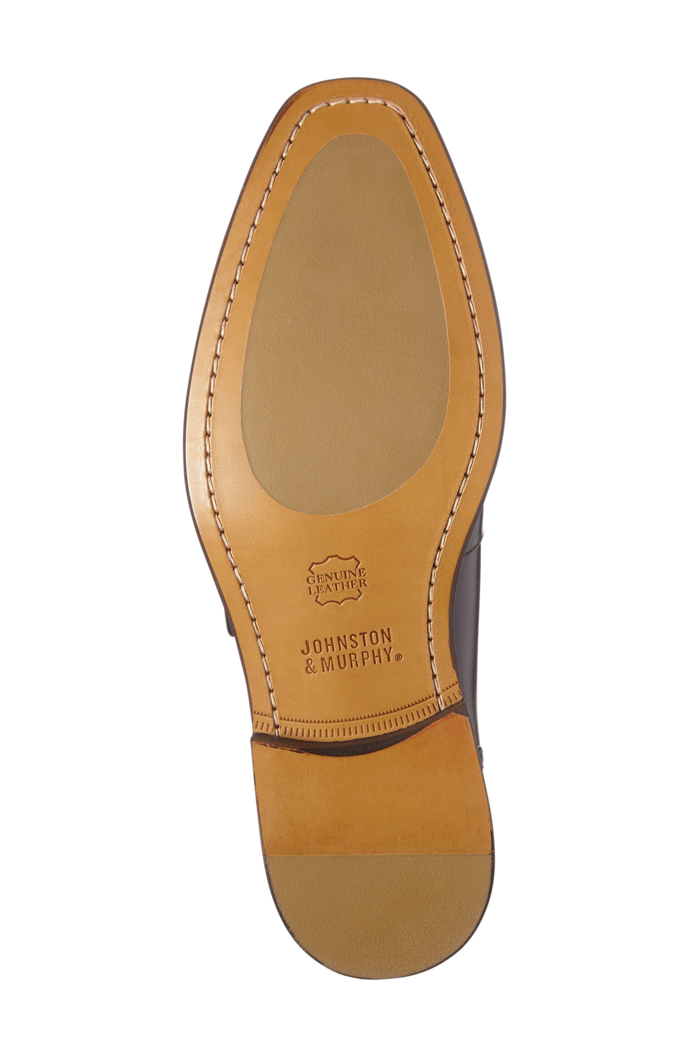 Alternate Image 4  - Johnston & Murphy Boydstun Monk Strap Shoe (Men)