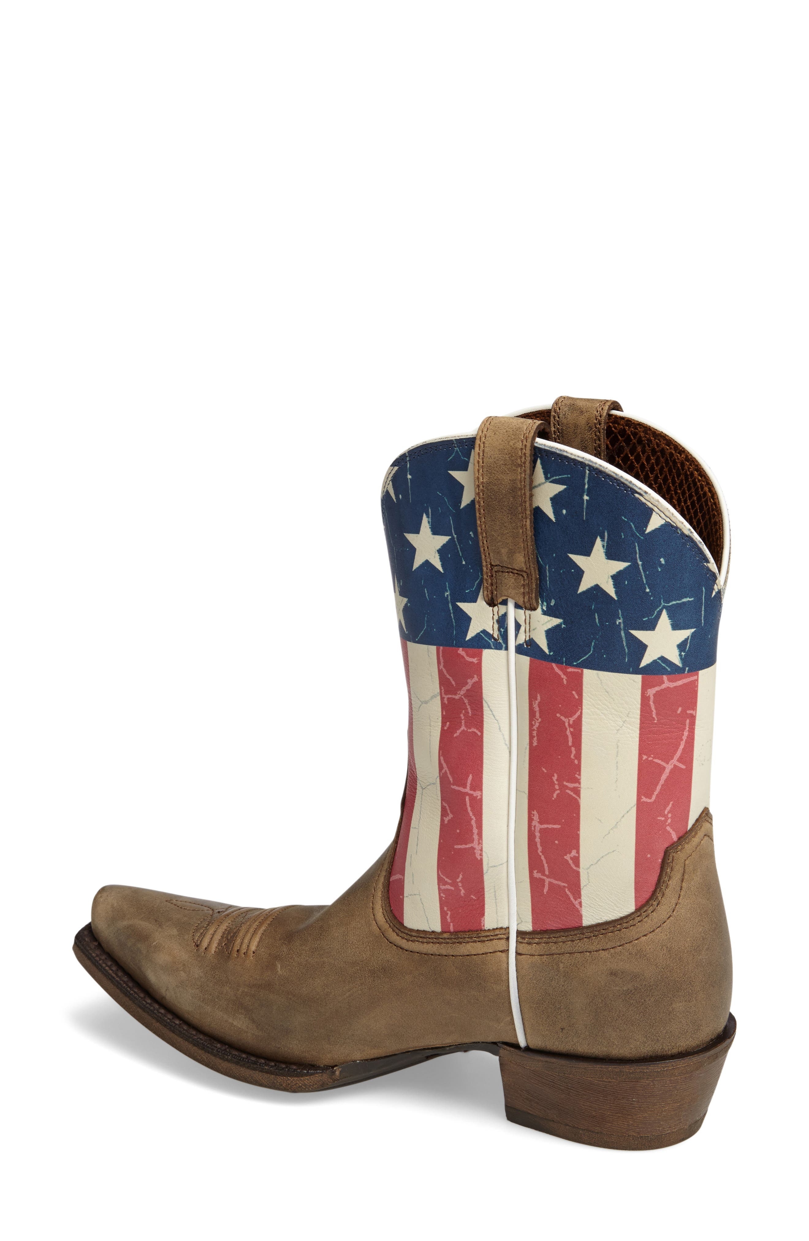Alternate Image 2  - Ariat Old Glory Western Boot (Women)