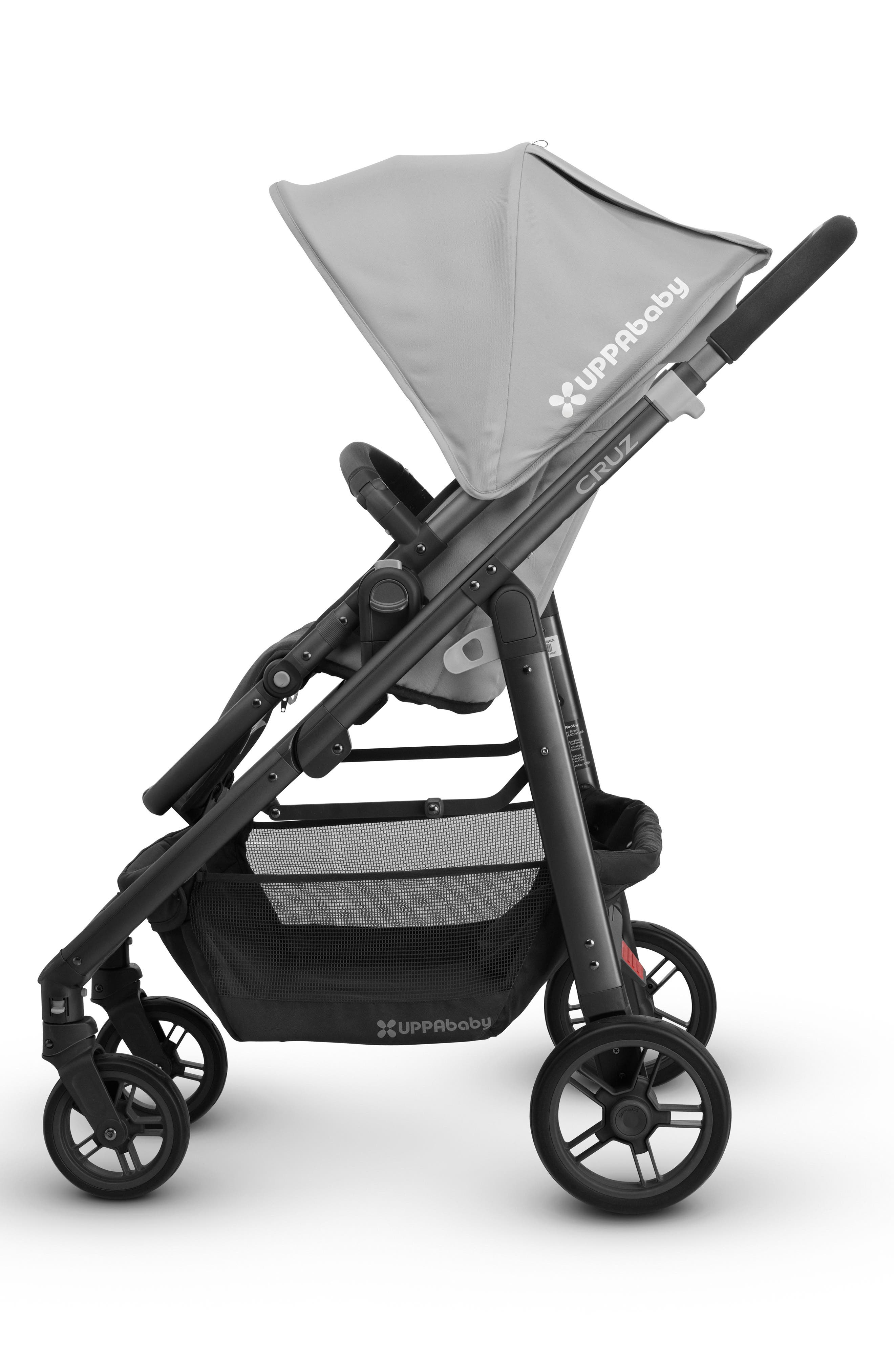 Alternate Image 3  - UPPAbaby 2017 CRUZ Aluminum Frame Stroller