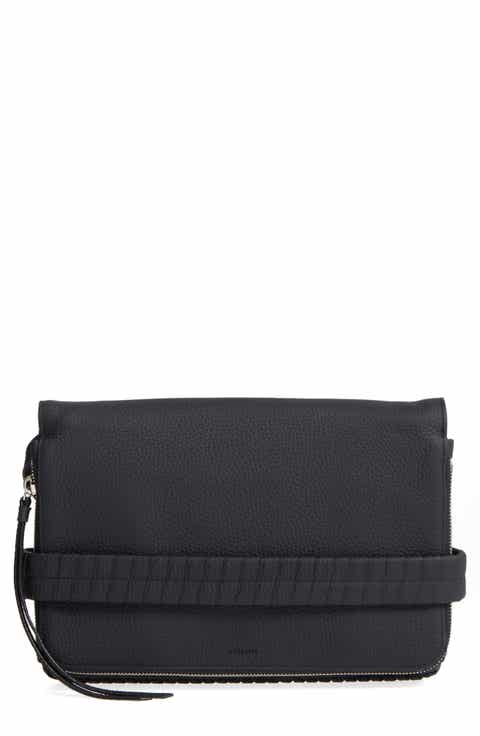 ... ALLSAINTS Medium Club Convertible Crossbody Bag ... b3f395c776db7