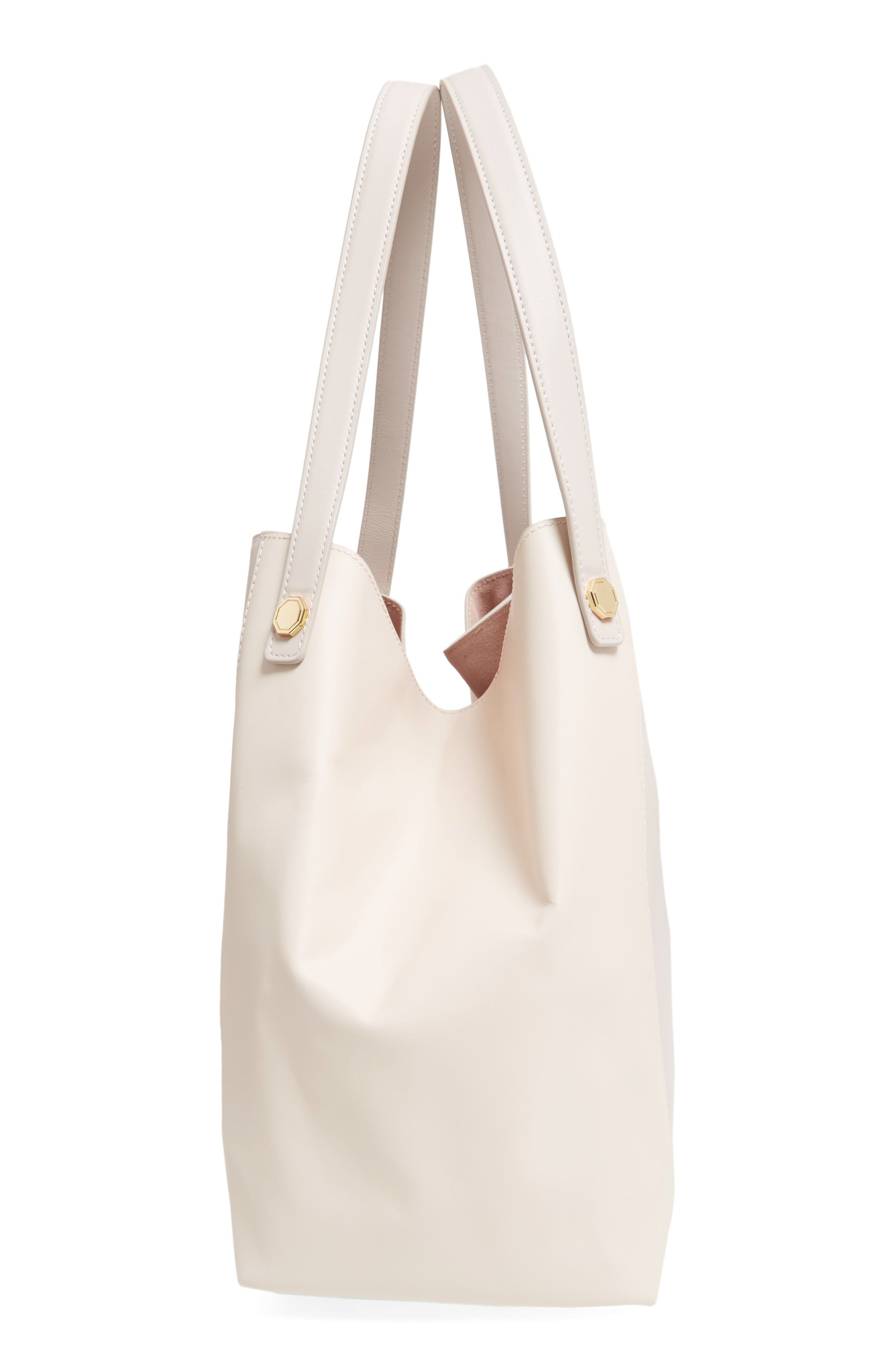 Alternate Image 5  - Louise et Cie Maree Leather Tote