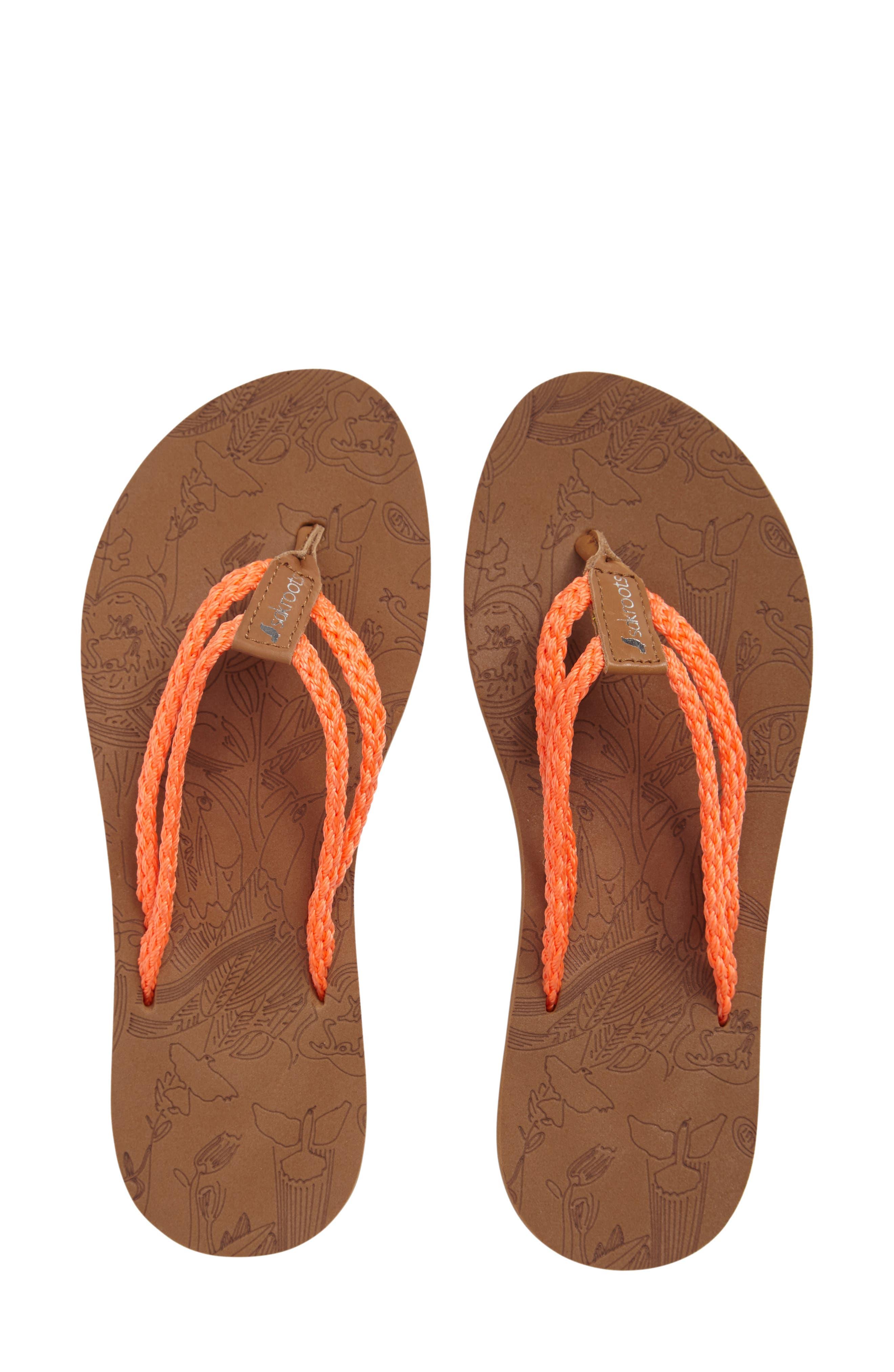 Alternate Image 1 Selected - Sakroots Bailen Flip Flop (Women)