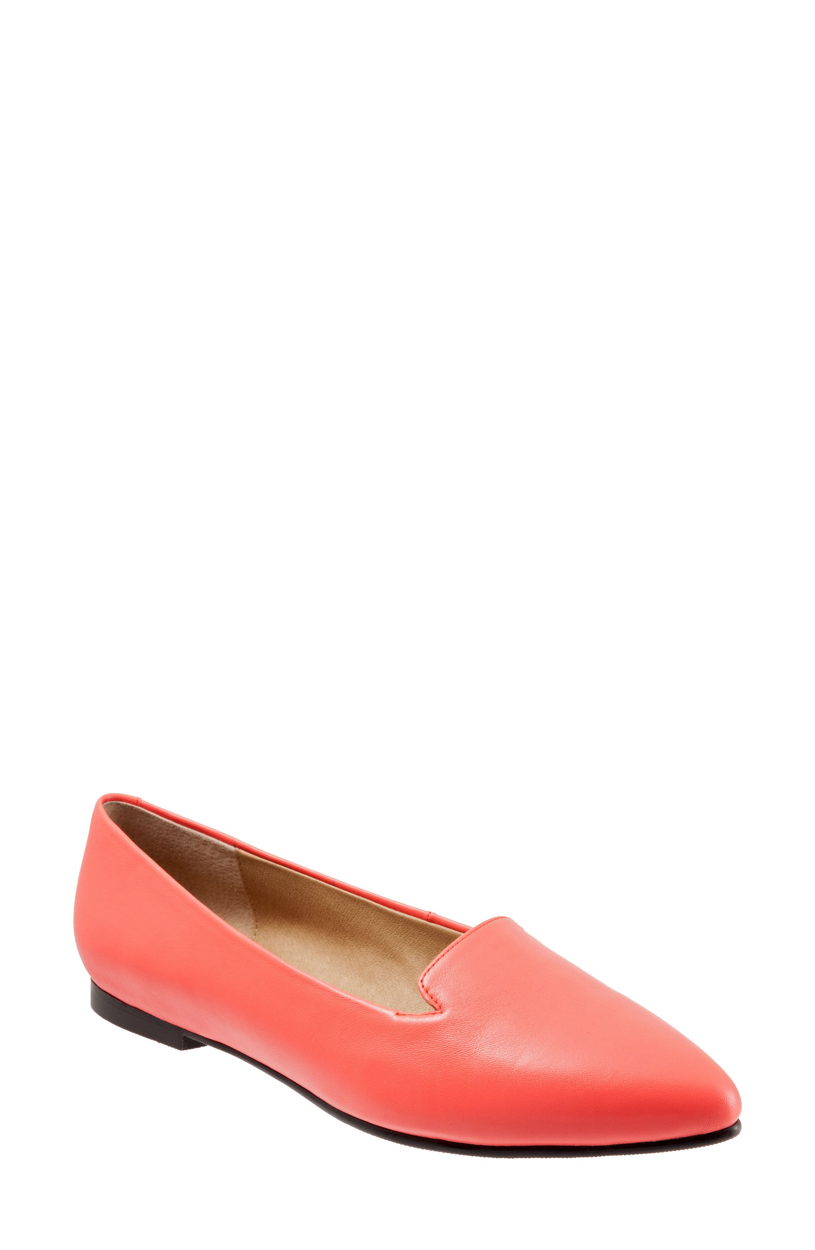 Alternate Image 1 Selected - Trotters Harlowe Pointy Toe Loafer (Women)