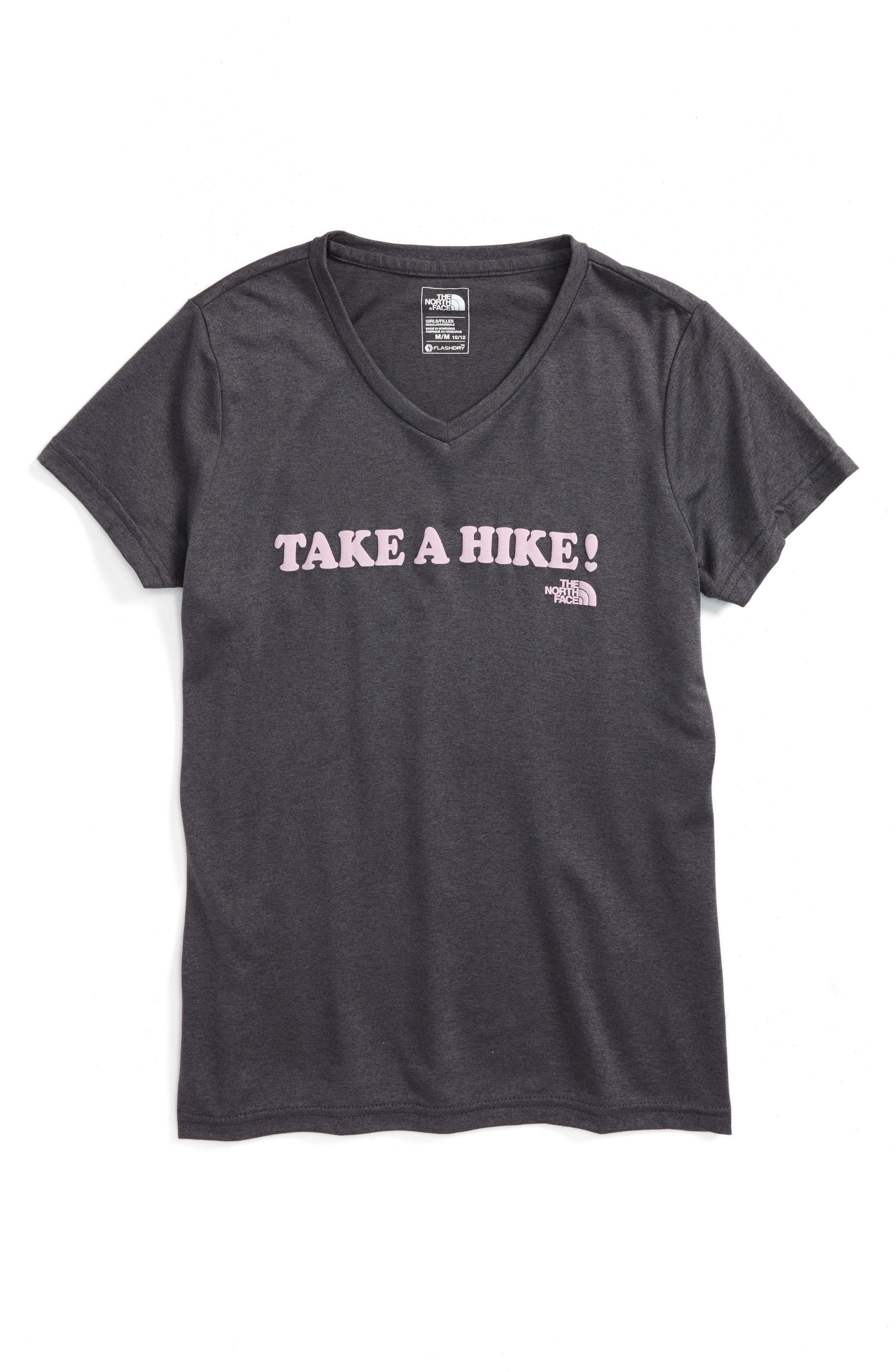 The North Face Reaxxion Tee (Big Girls)