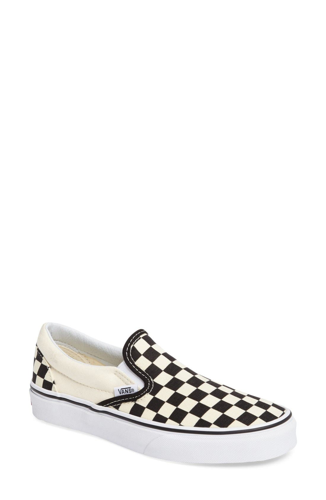 Alternate Image 1 Selected - Vans Classic Sneaker (Women)