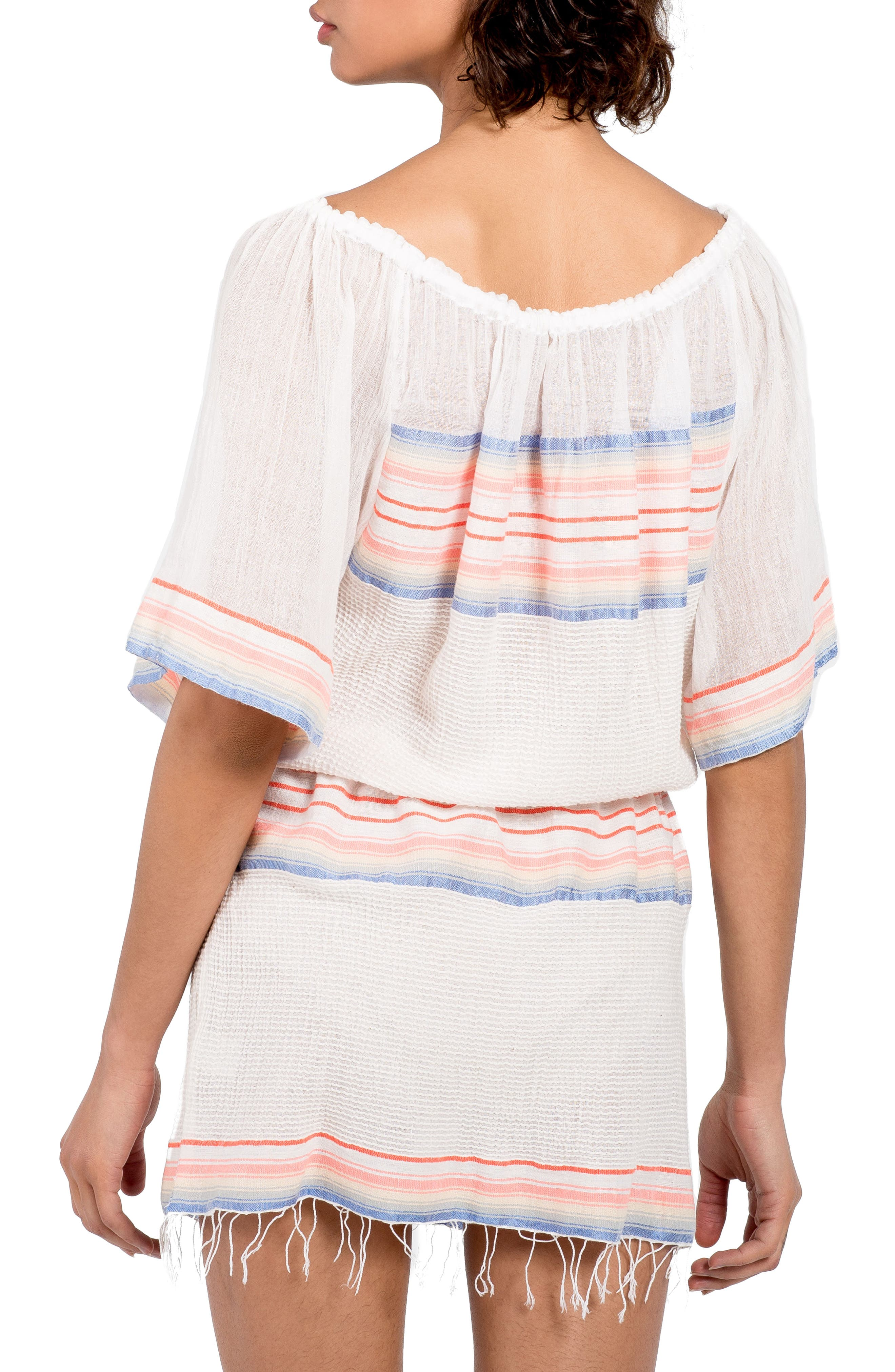 Alternate Image 2  - lemlem Elsi Cover-Up Tunic