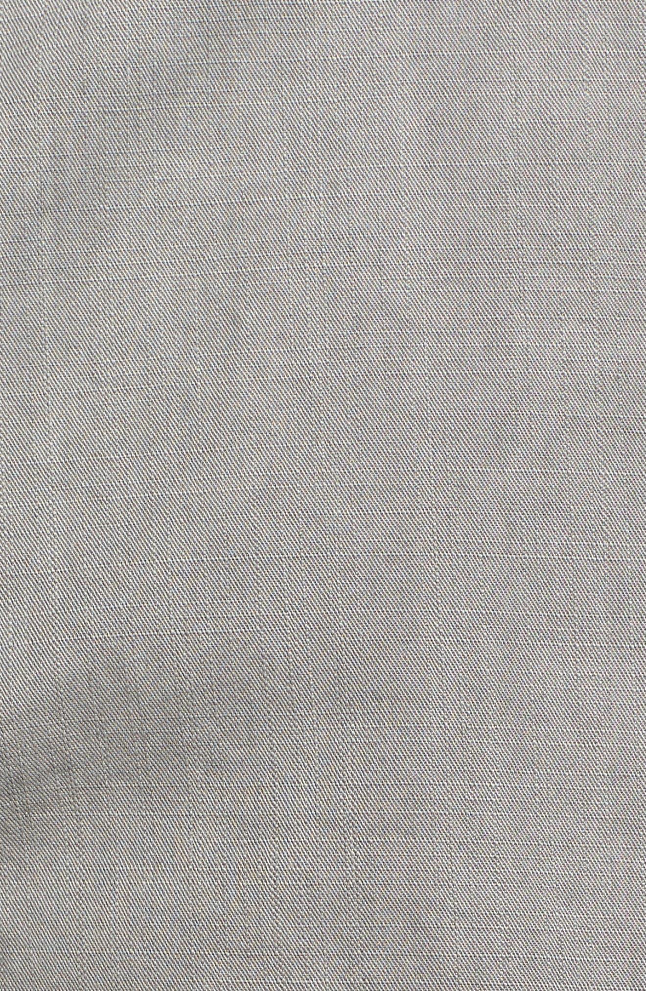 Alternate Image 5  - Jeremiah Merrill Pigment Slub Poplin Shorts