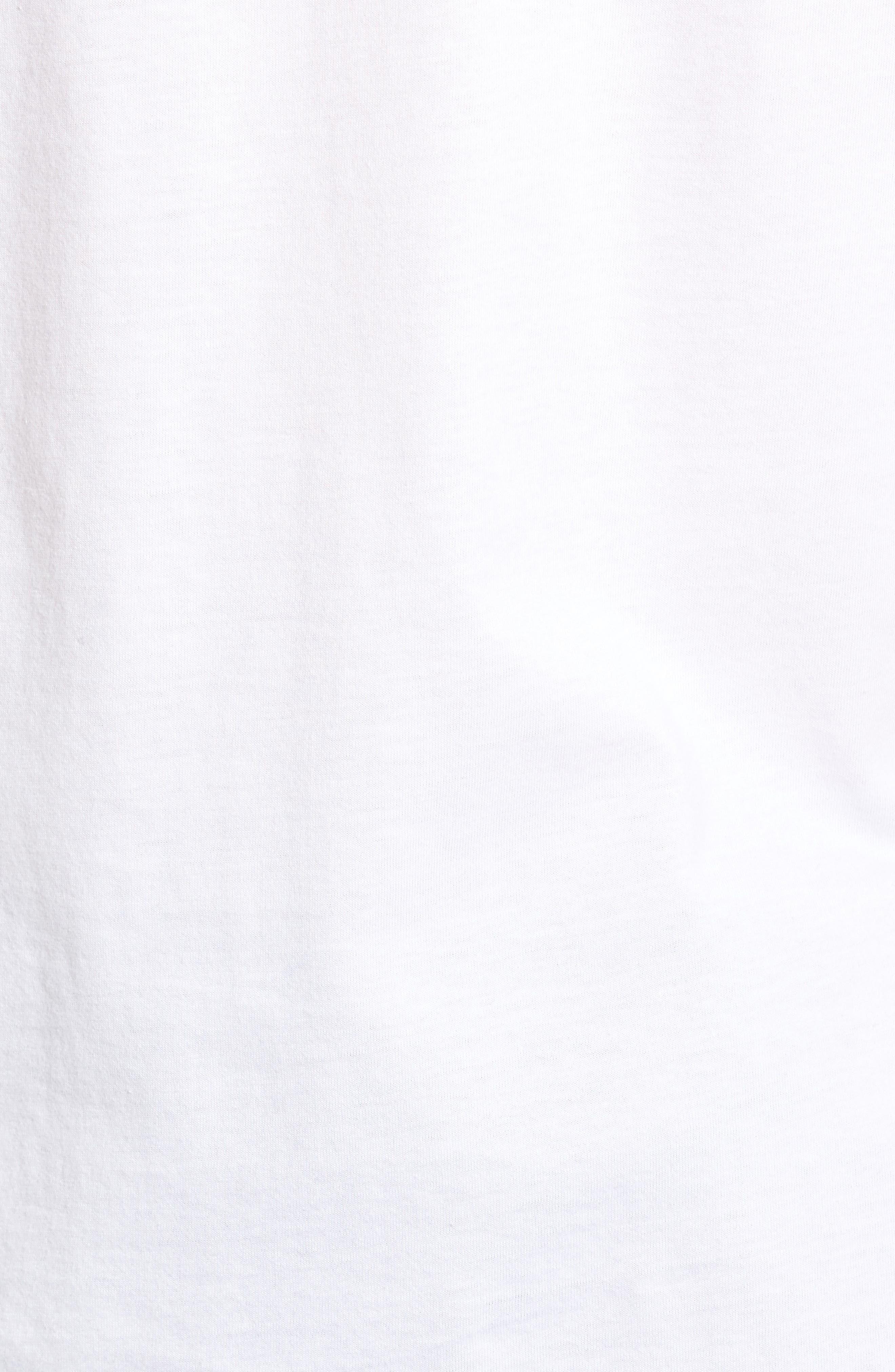 Freedom T-Shirt,                             Alternate thumbnail 5, color,                             White