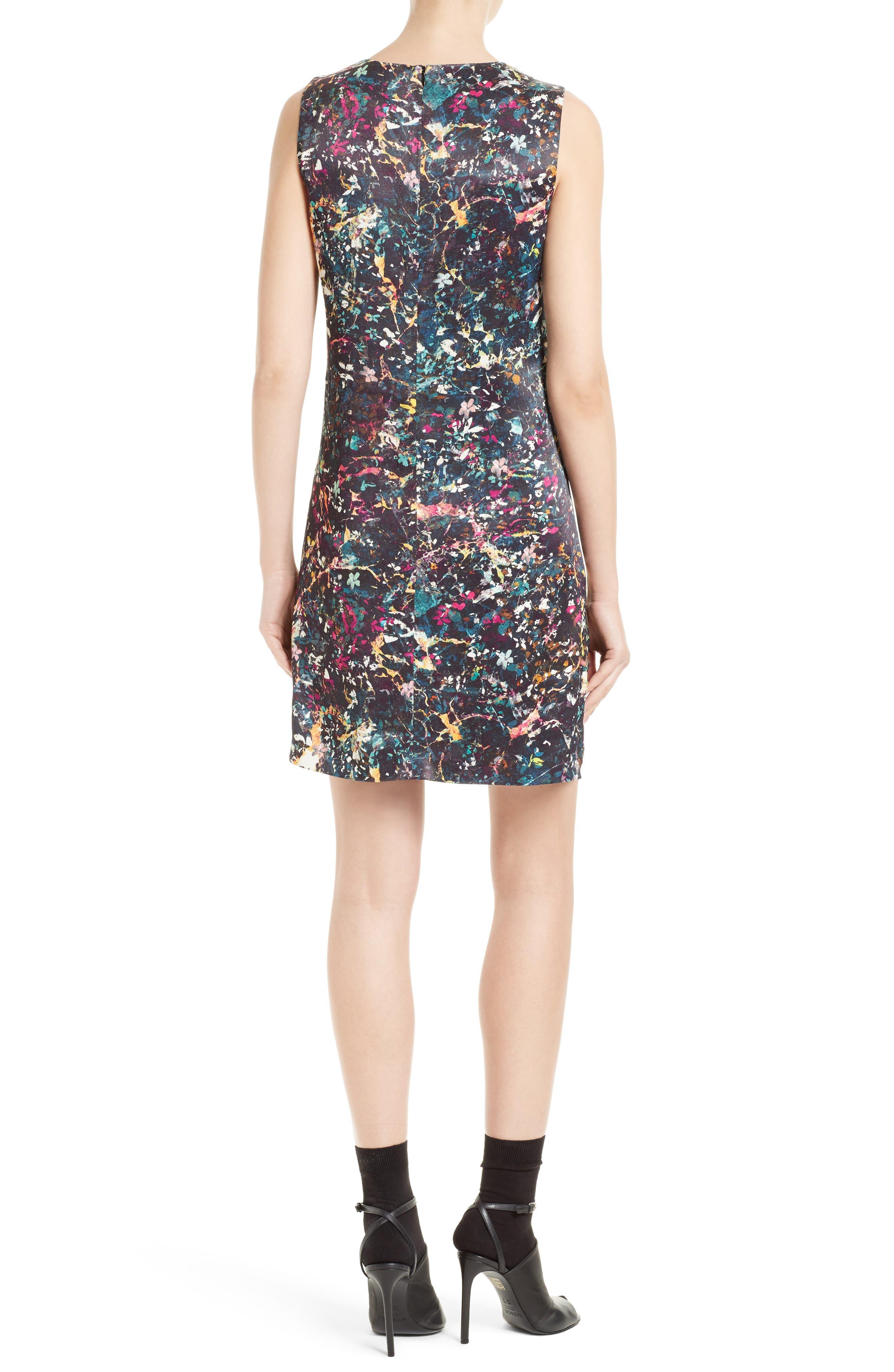 Alternate Image 2  - M Missoni Floral Print Sheath Dress
