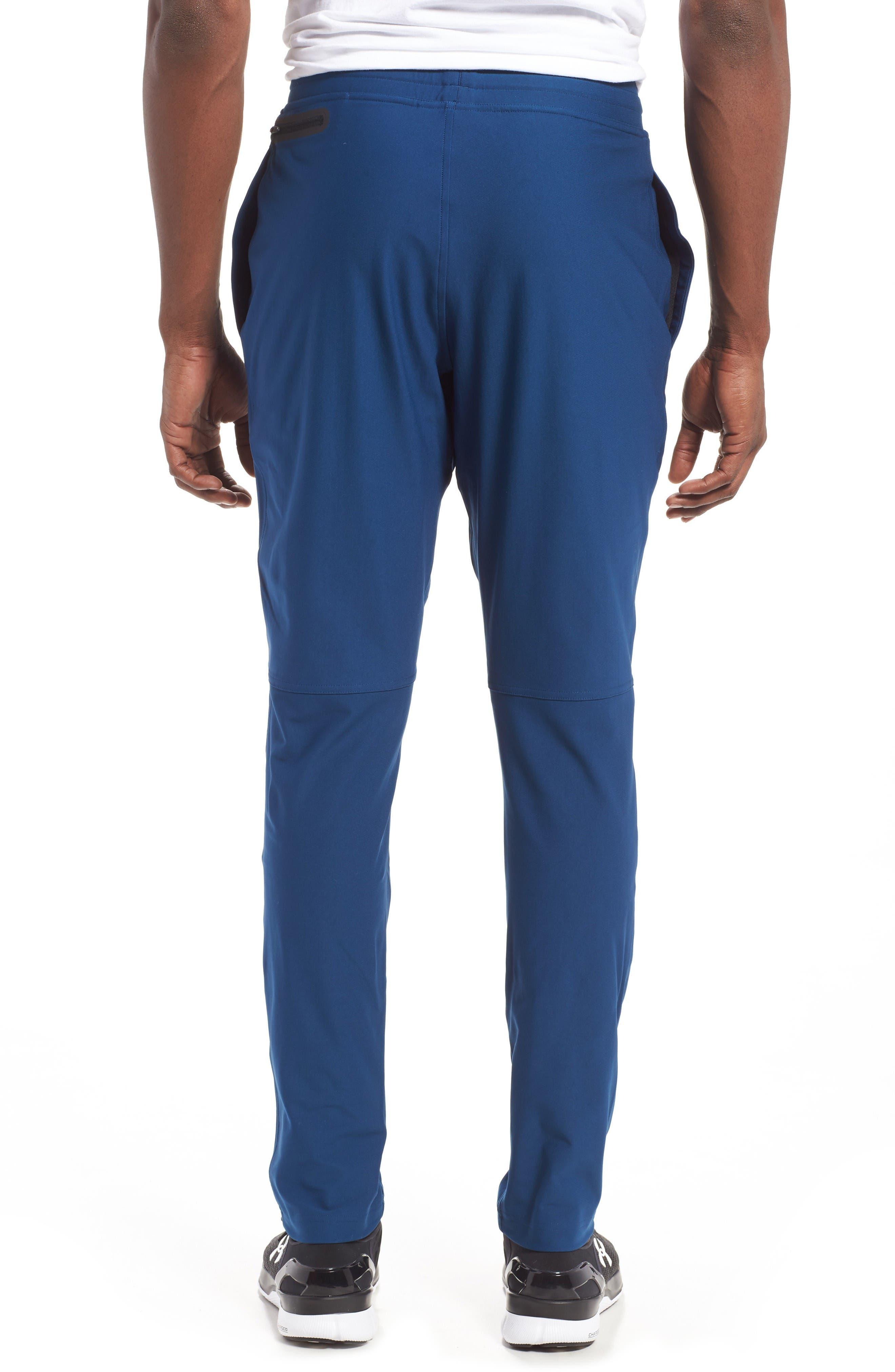 Elevated Pants,                             Alternate thumbnail 2, color,                             Blackout Navy