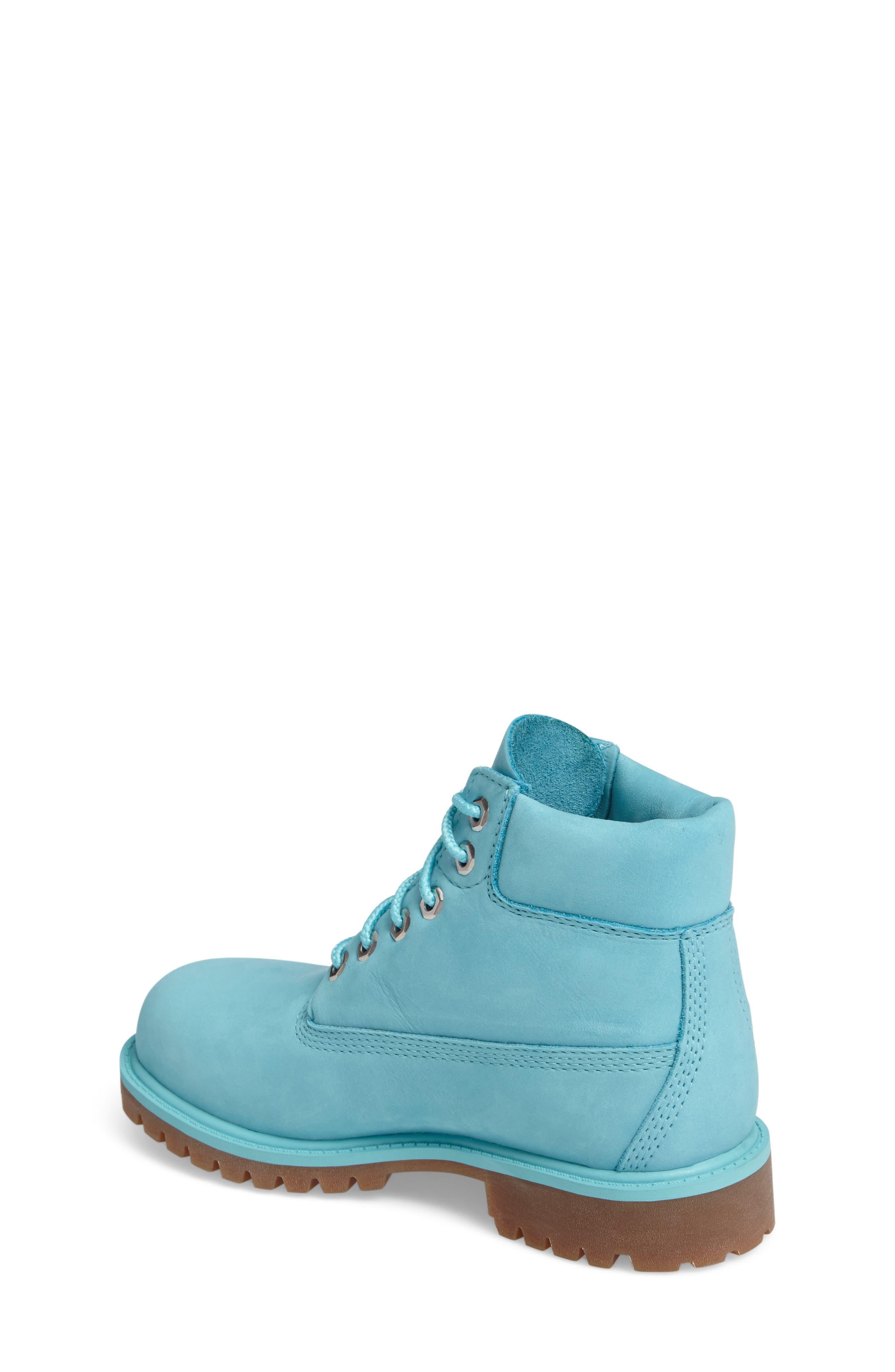 6-Inch Premium Waterproof Boot,                             Alternate thumbnail 2, color,                             Tide Waterpool Waterbuck