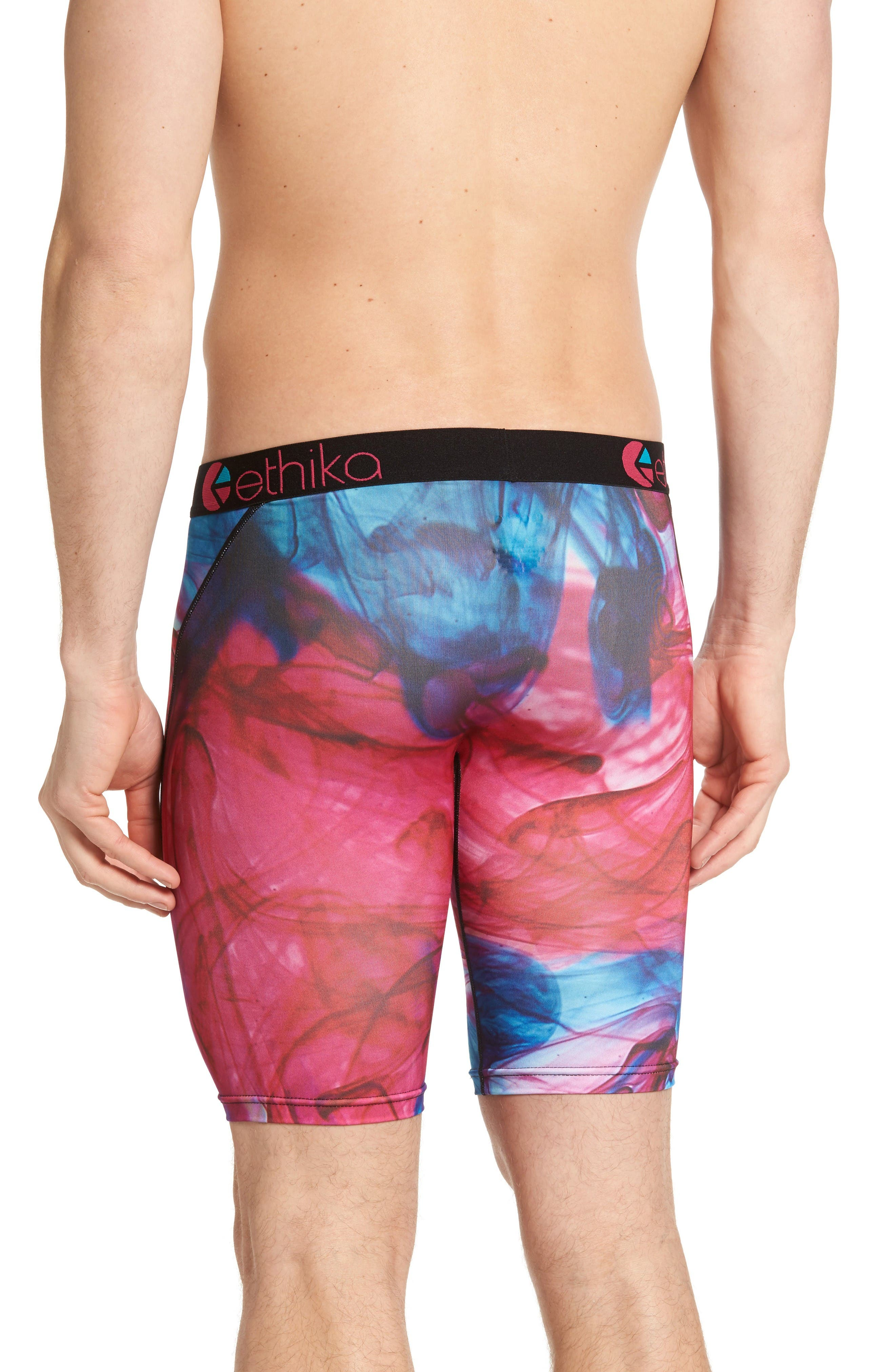 Alternate Image 2  - Ethika Dirty Soda 2 Stretch Boxer Briefs