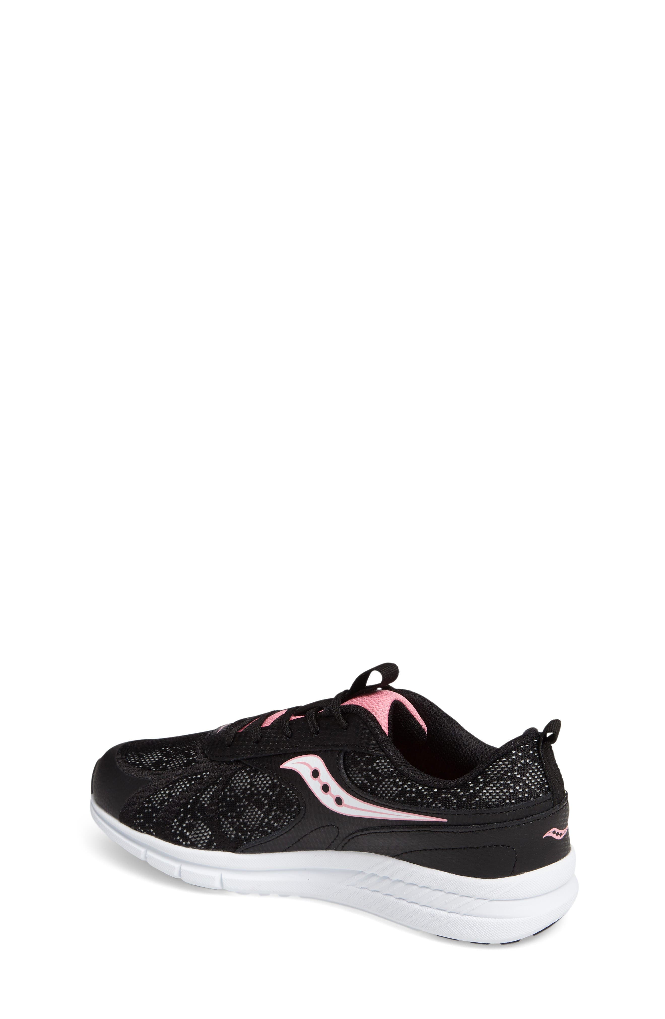 Alternate Image 2  - Saucony Velocity Sneaker (Toddler, Little Kid & Big Kid)