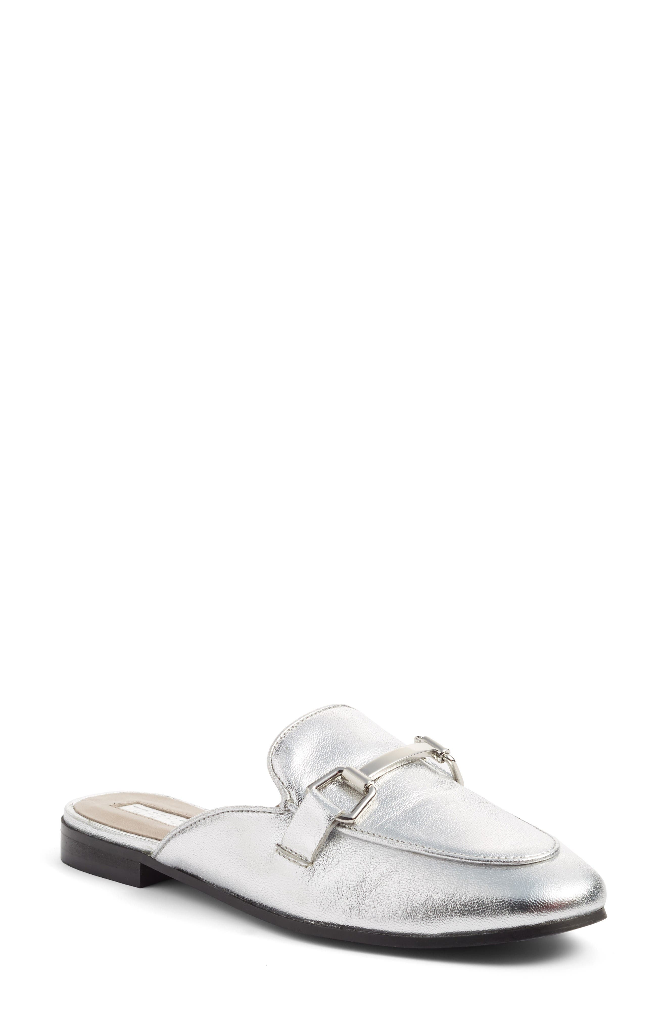 Topshop Kylie Loafer Mule (Women)
