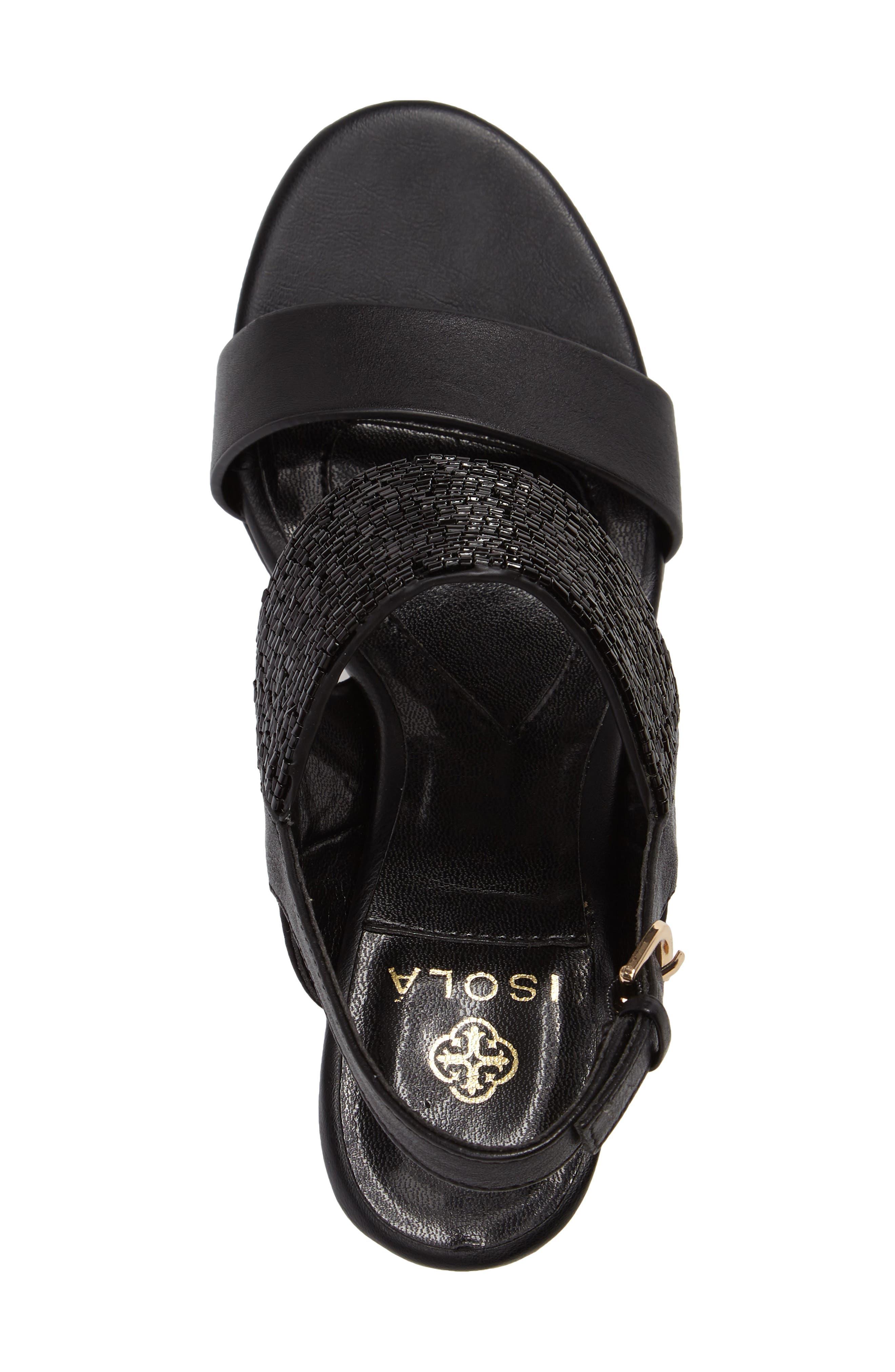 Alternate Image 3  - Isolá Lia Block Heel Sandal (Women)