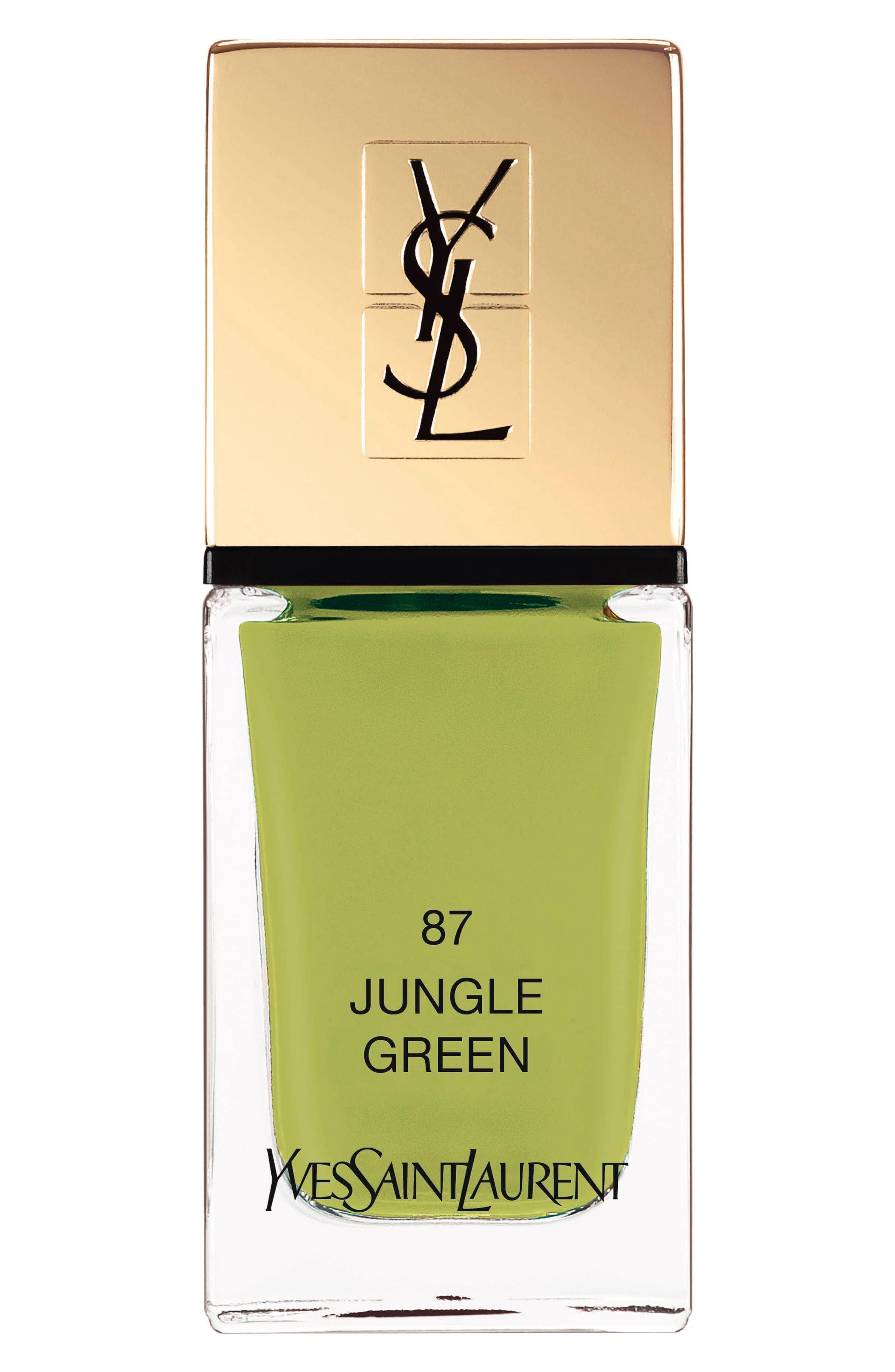 Main Image - Yves Saint Laurent 'La Laque Couture' Nail Lacquer