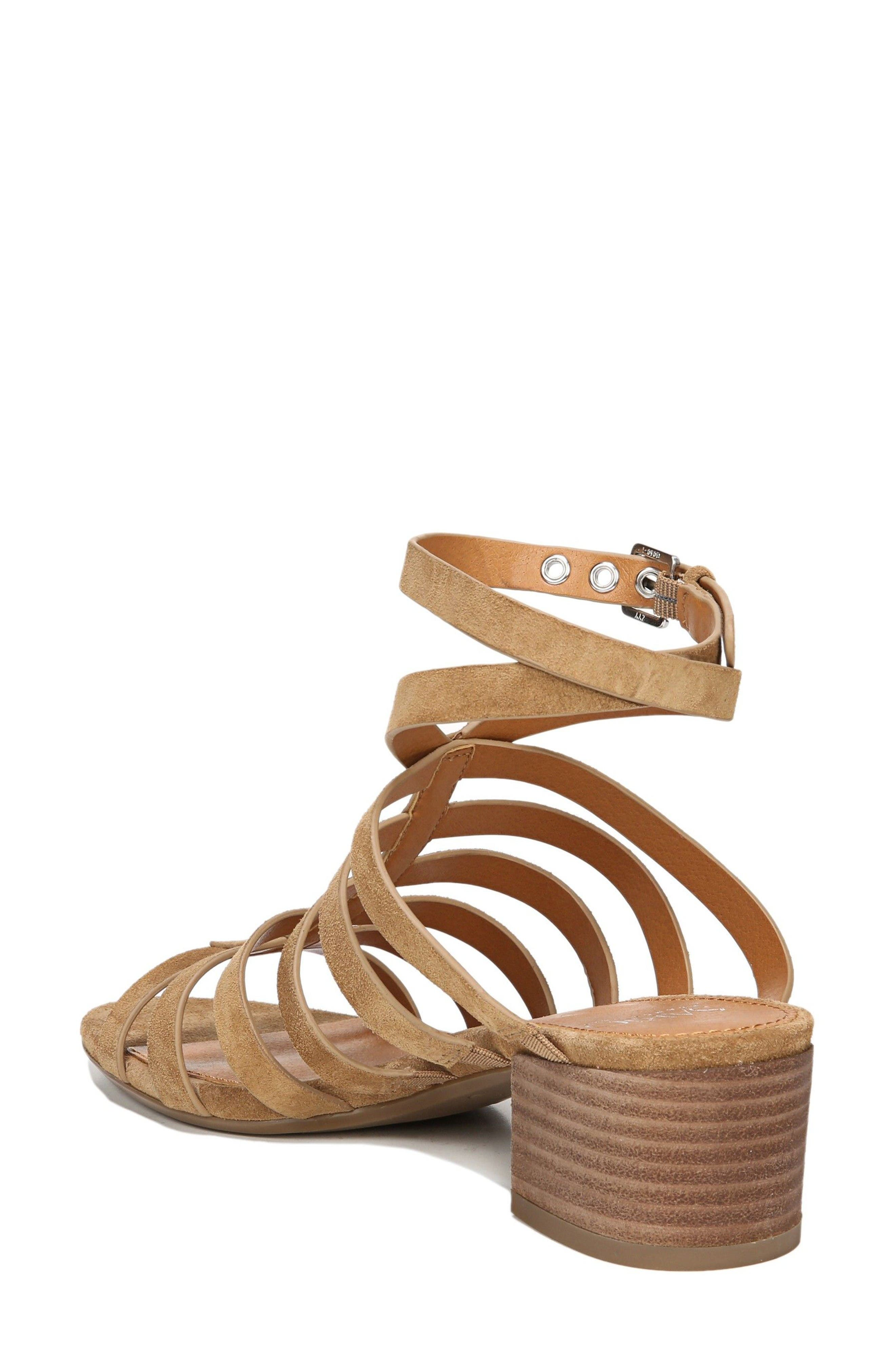 Alternate Image 2  - SARTO by Franco Sarto Finesse Cage Sandal (Women)