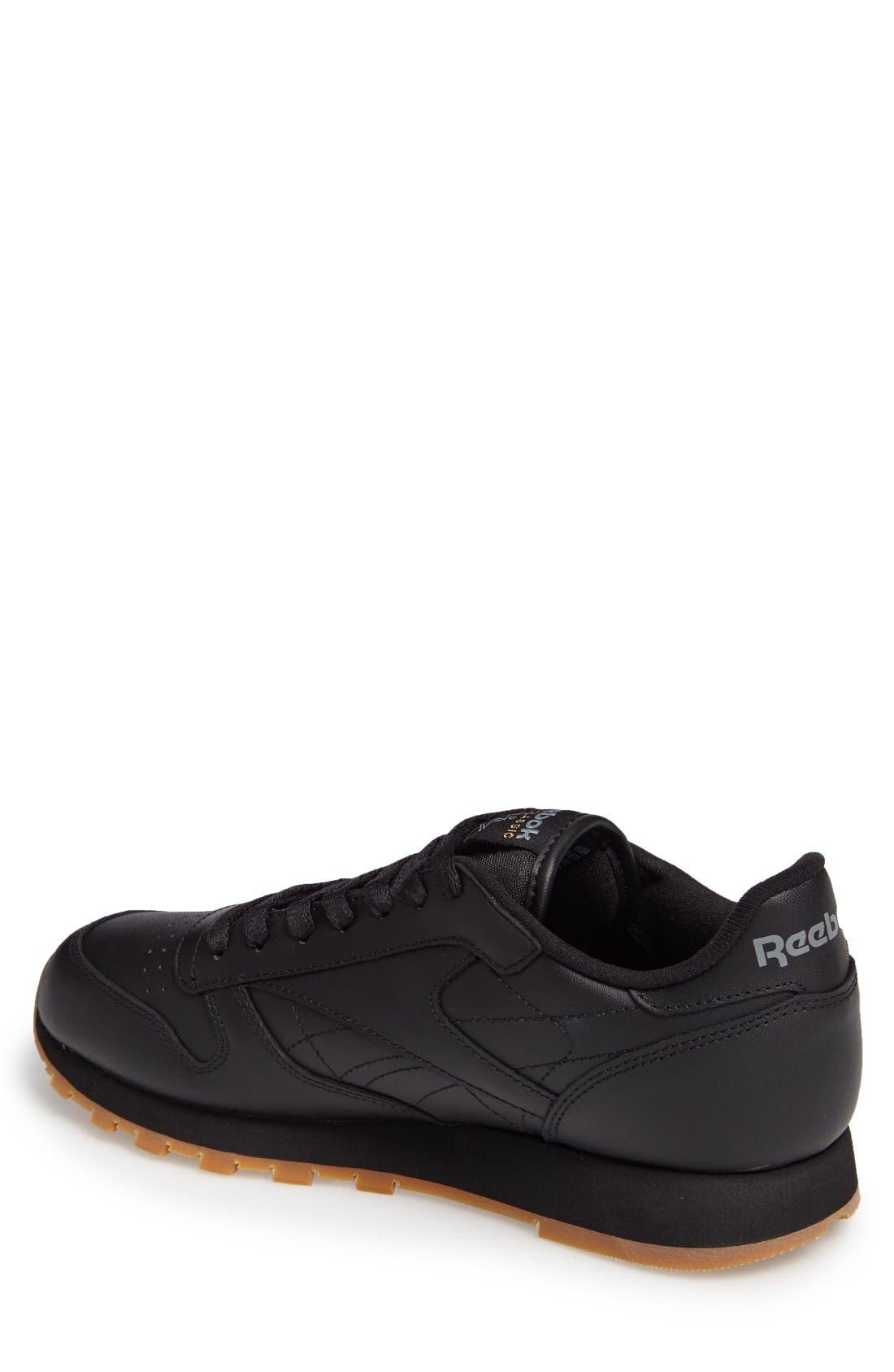 Alternate Image 2  - Reebok 'Classic' Sneaker (Men)