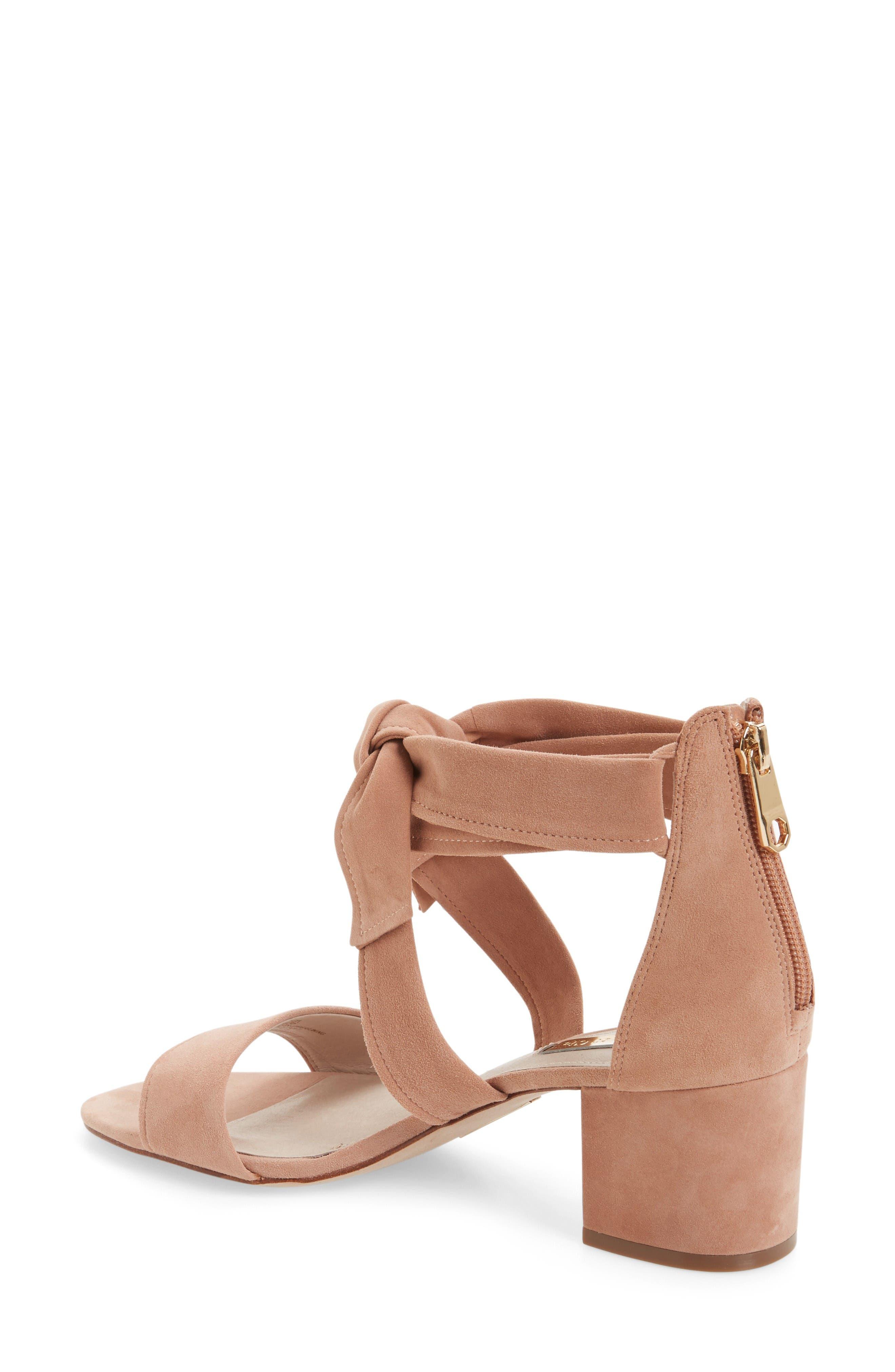 Alternate Image 2  - Louise et Cie Gia Block Heel Sandal (Women)