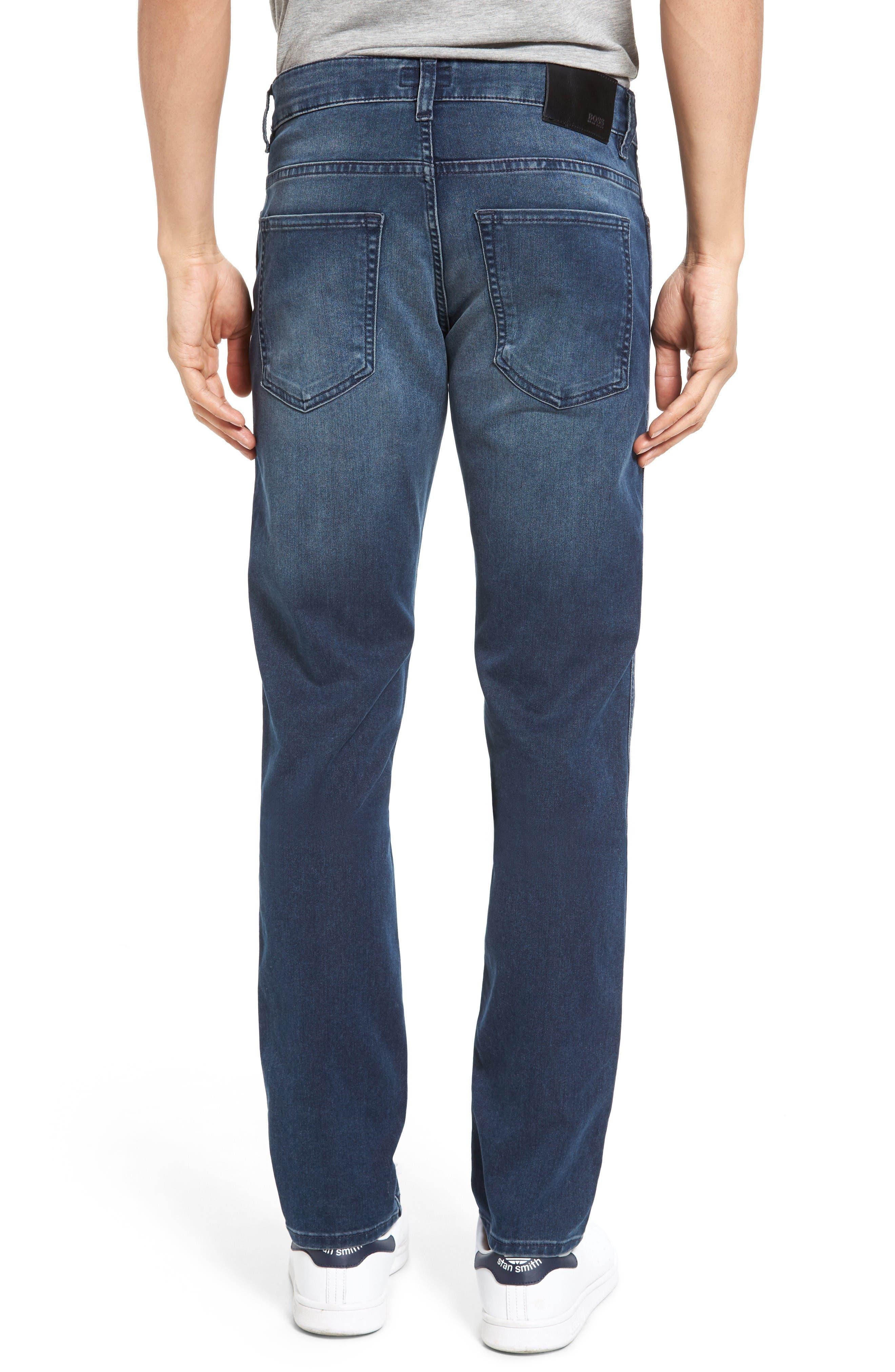 Alternate Image 2  - BOSS Delaware Slim Fit Jeans