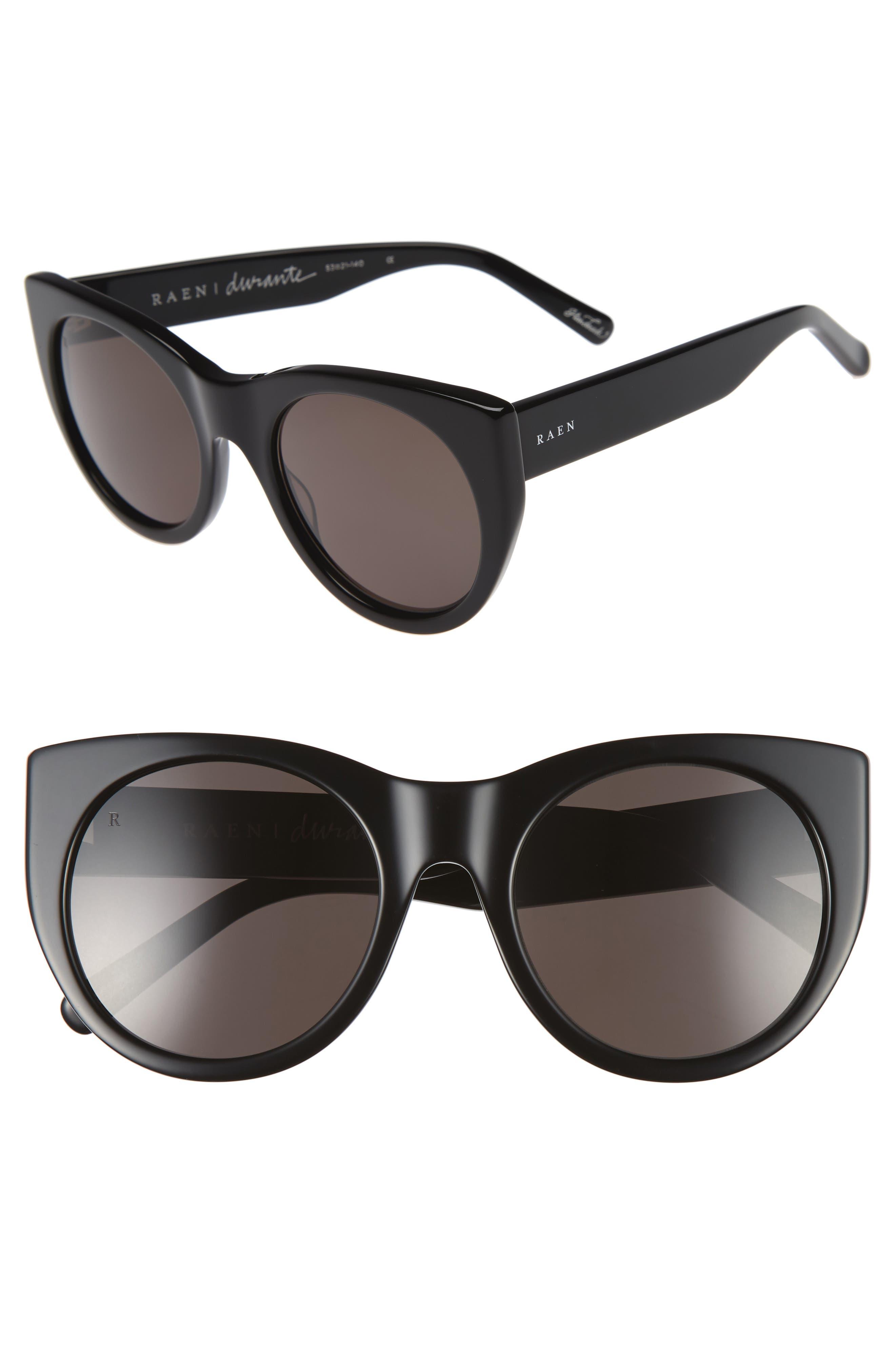 RAEN Durante 53mm Retro Sunglasses