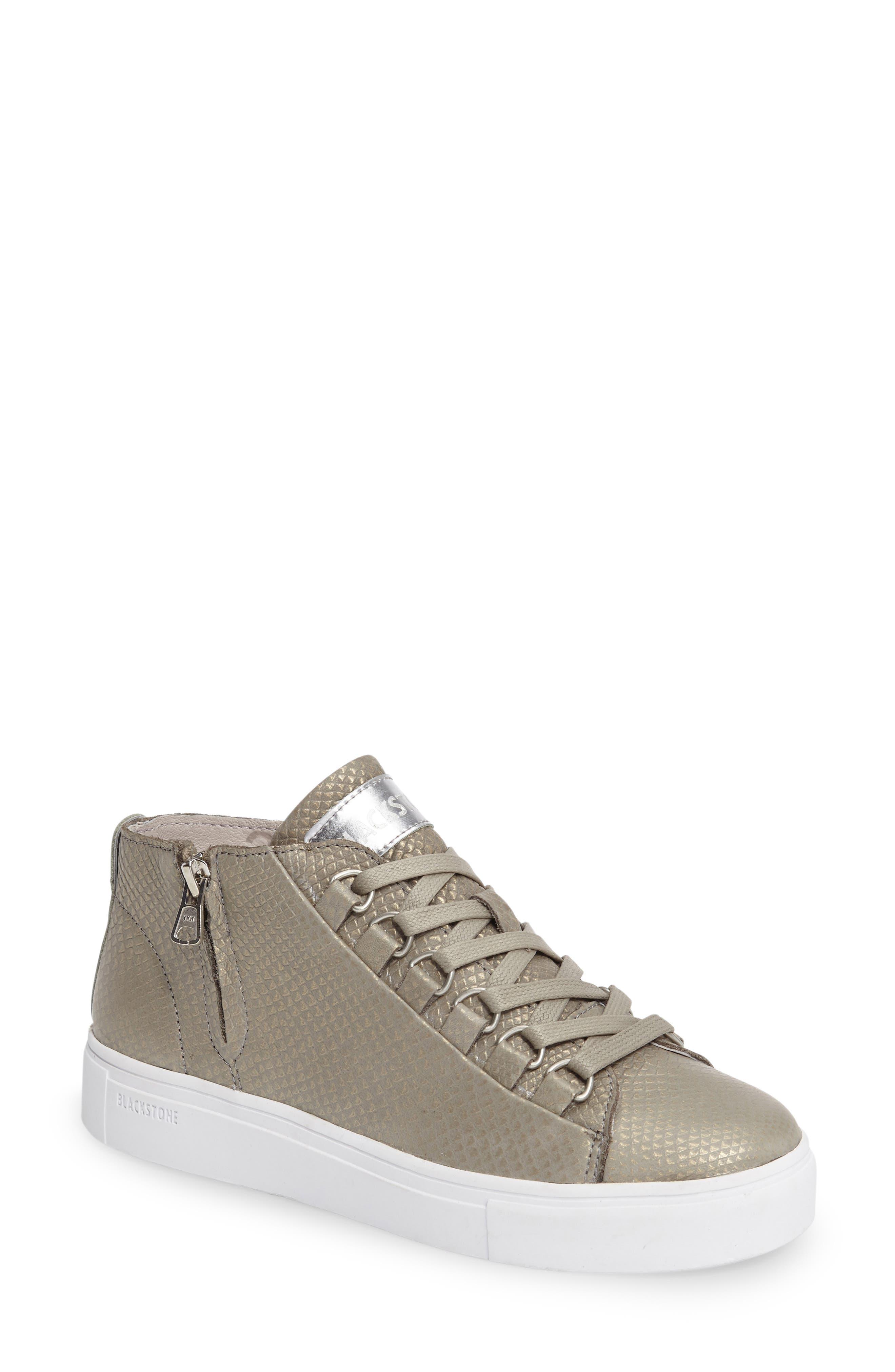 NL28 Midi Sneaker,                             Main thumbnail 1, color,                             Grey Nubuck