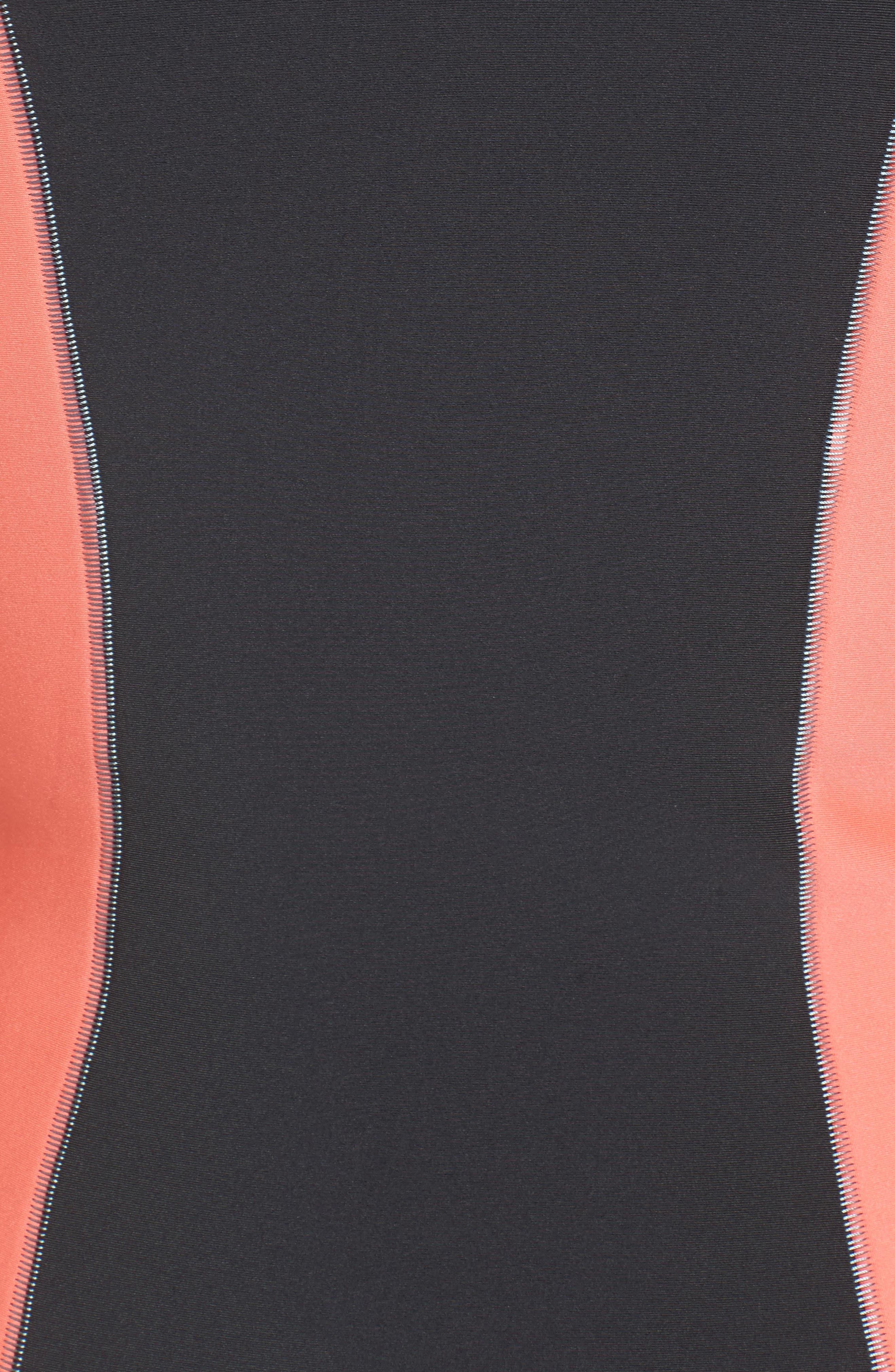 G-Bomb Wetsuit Vest,                             Alternate thumbnail 5, color,                             Coral