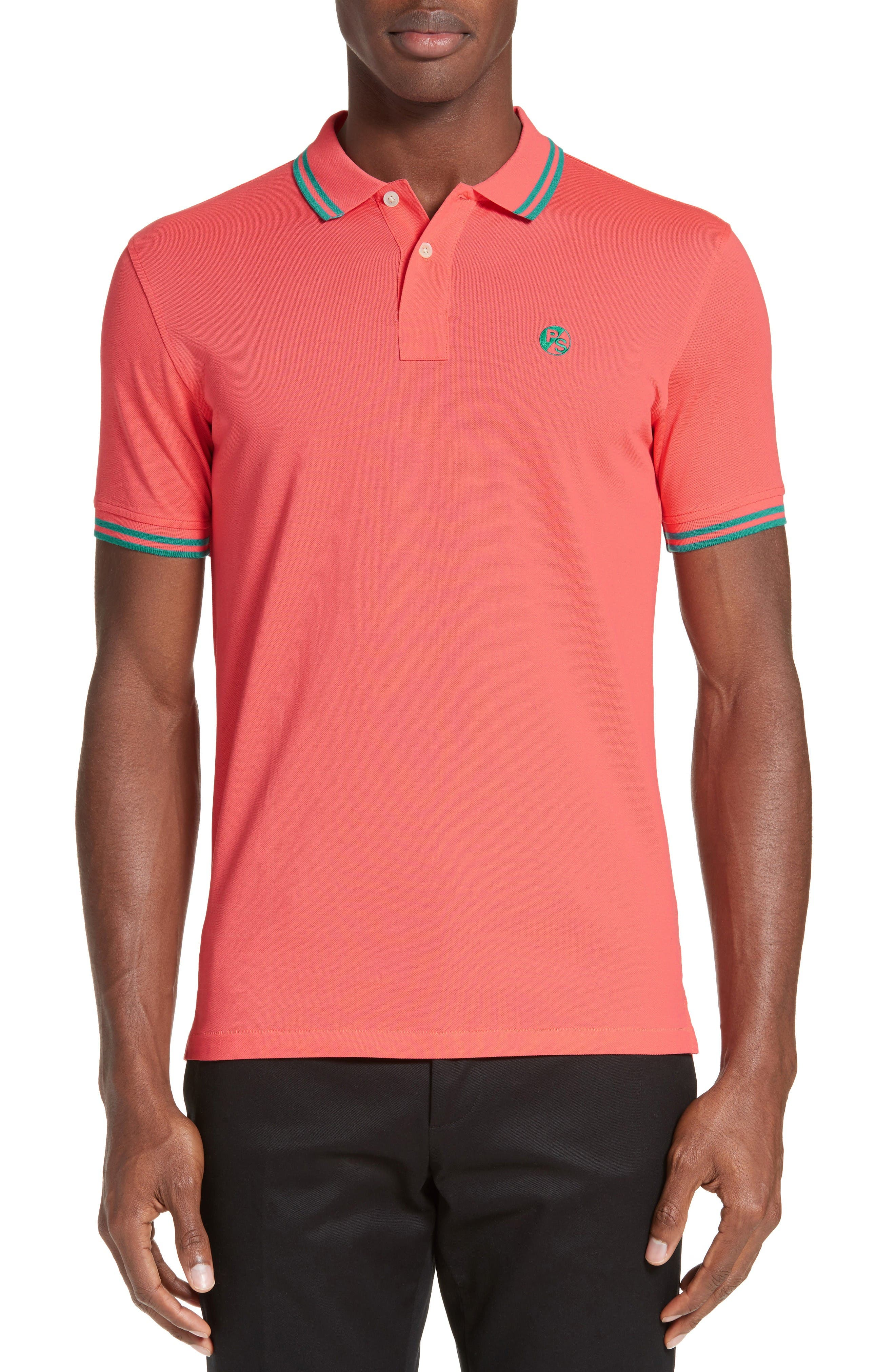 PS PAUL SMITH Piqué Polo