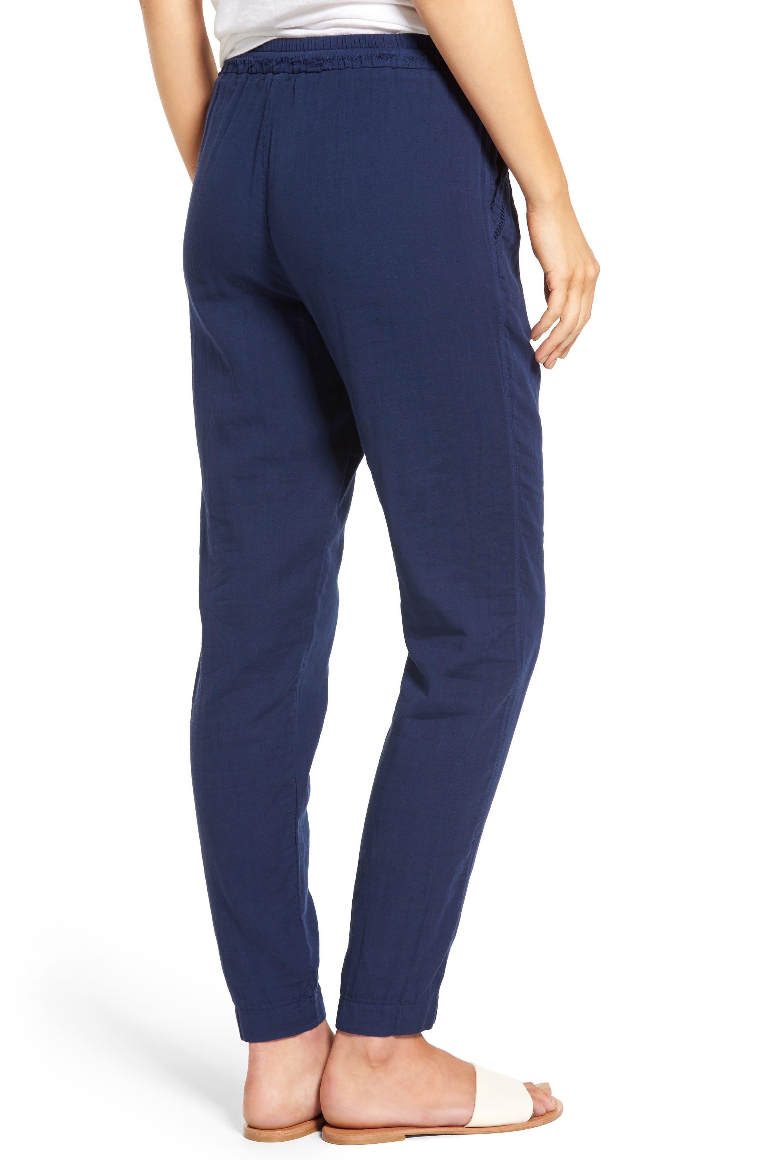 Alternate Image 2  - Splendid Double Cloth Cotton Pants
