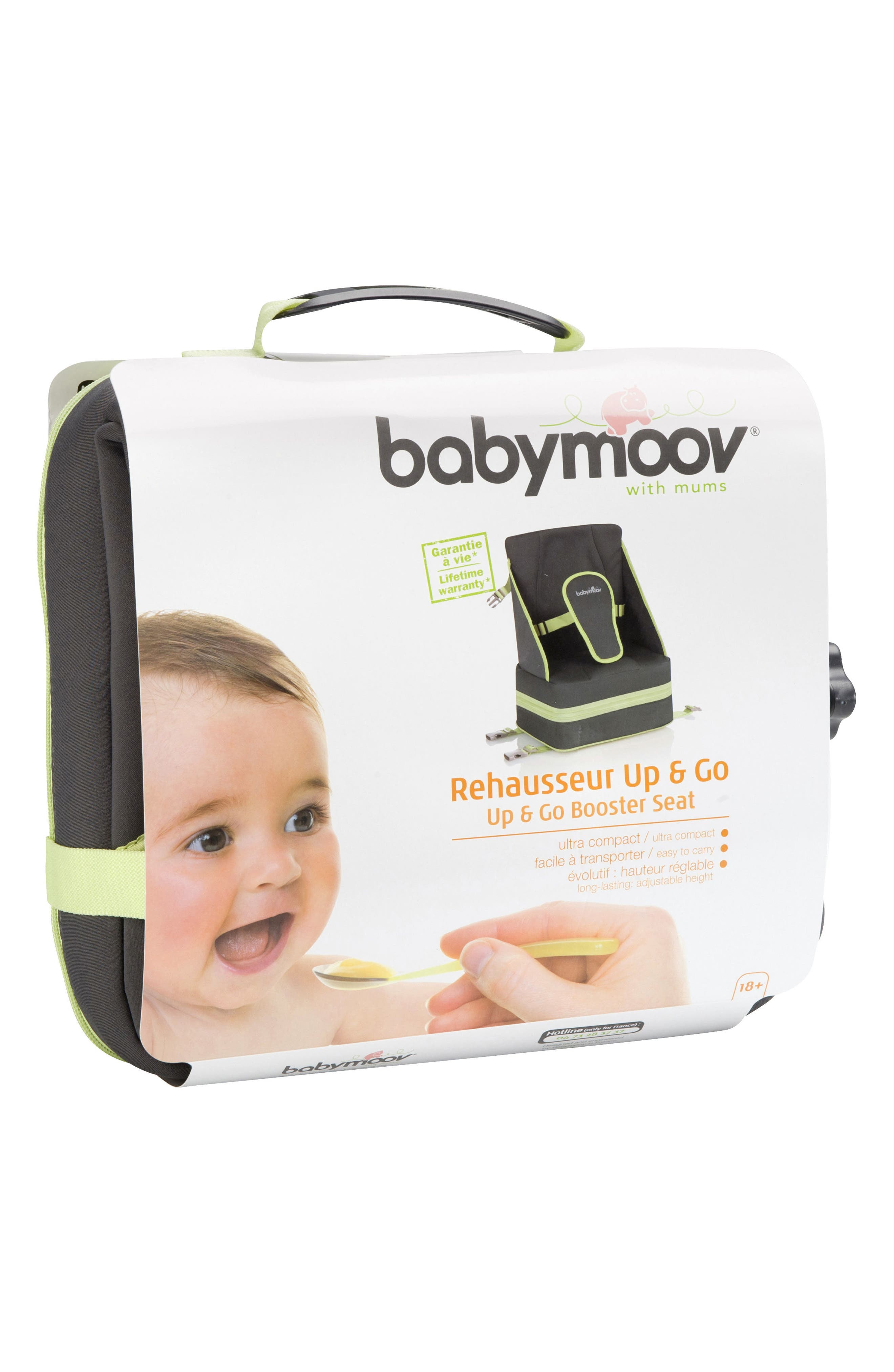 Alternate Image 5  - Babymoov Up & Go Booster Seat
