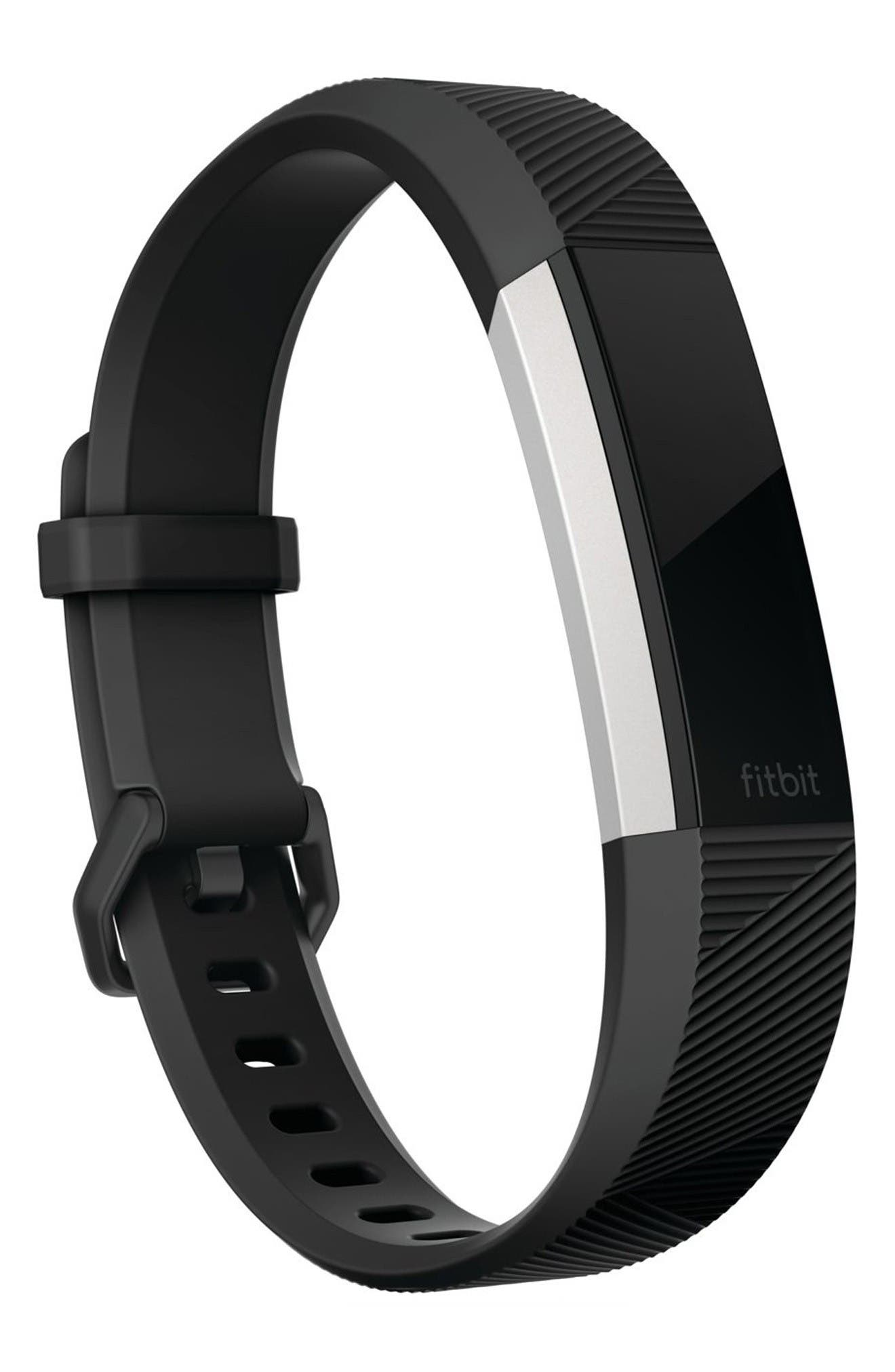 Alternate Image 2  - Fitbit Alta HR Classic Accessory Band