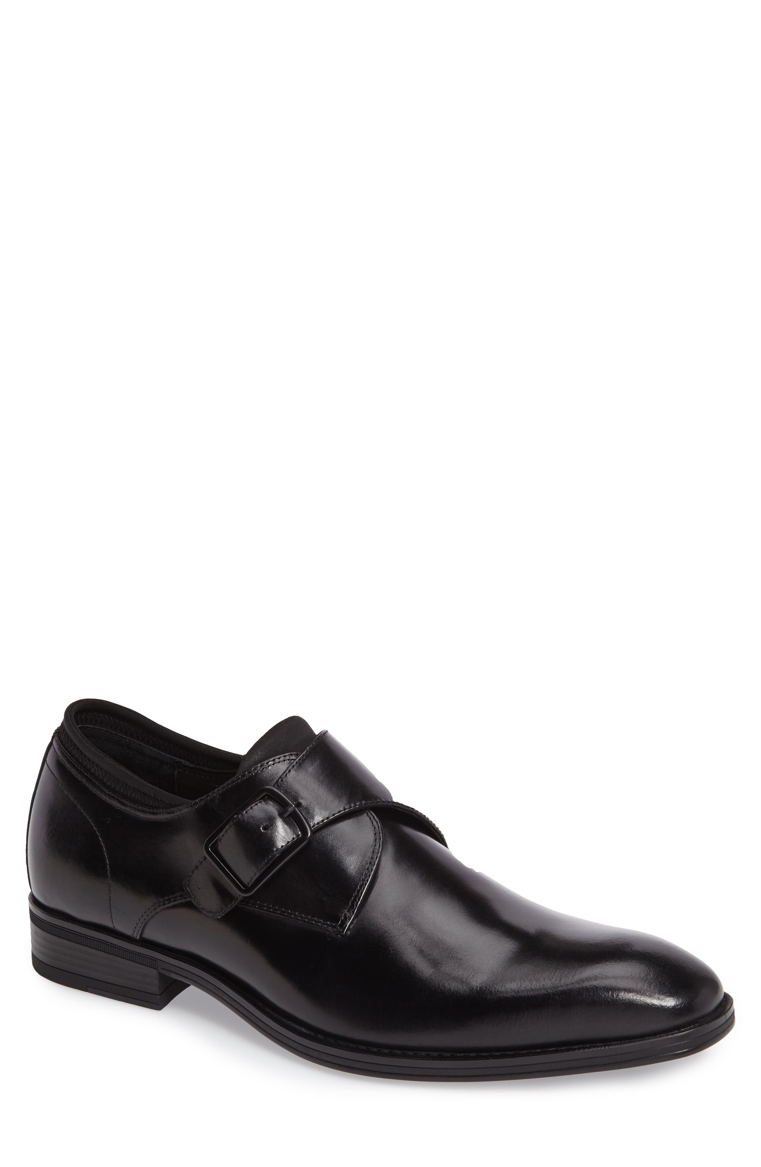 Main Image - Kenneth Cole New York Shock Wave Monk Shoe (Men)
