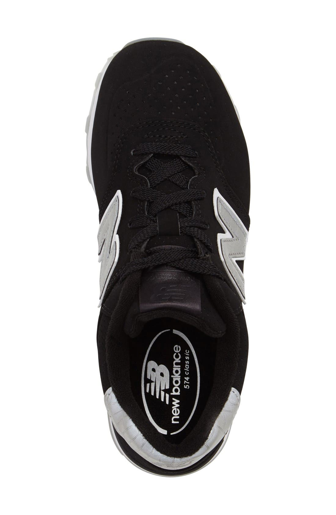 Alternate Image 5  - New Balance 574 Core Plus Sneaker (Baby, Walker, Toddler, Little Kid, Big Kid)