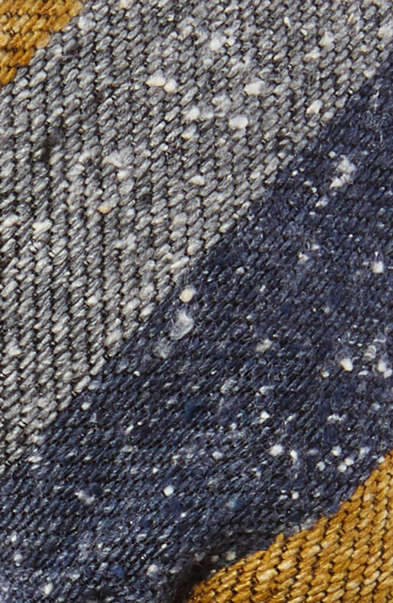Alternate Image 3  - The Tie Bar Varios Stripe Silk Bow Tie