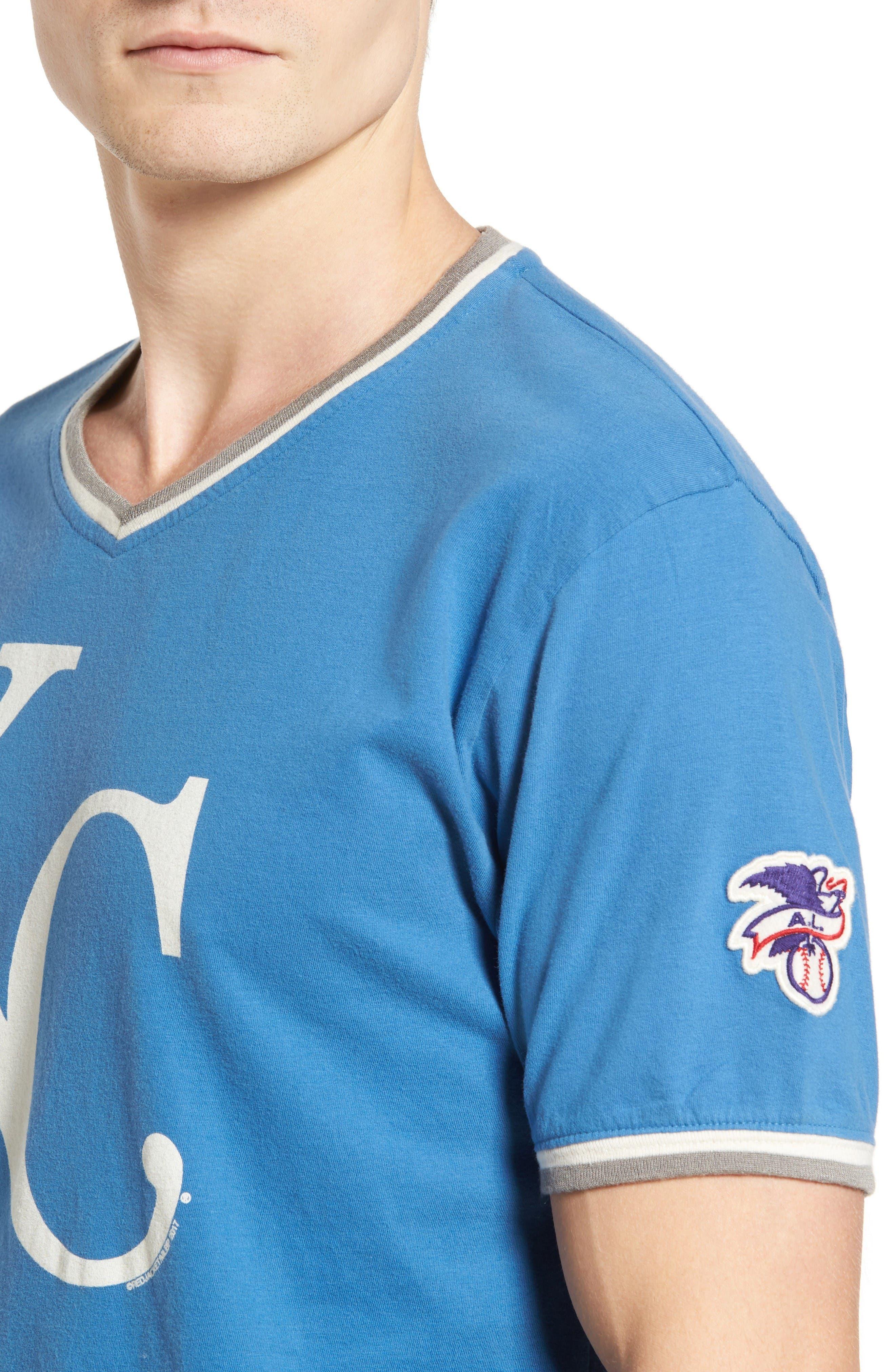 Alternate Image 4  - American Needle Eastwood Kansas City Royals T-Shirt