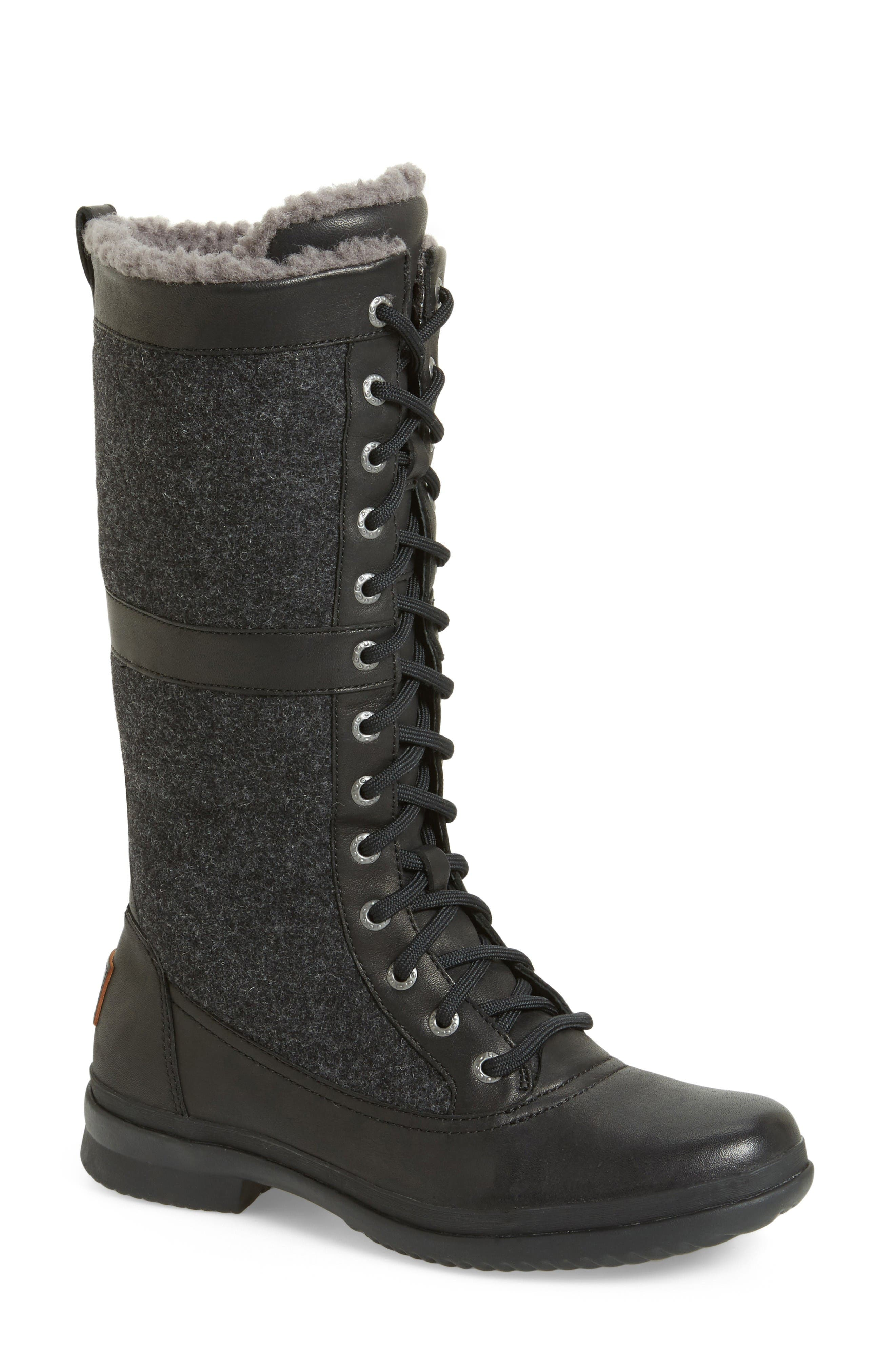 Alternate Image 1 Selected - UGG® Elvia Waterproof Tall Boot